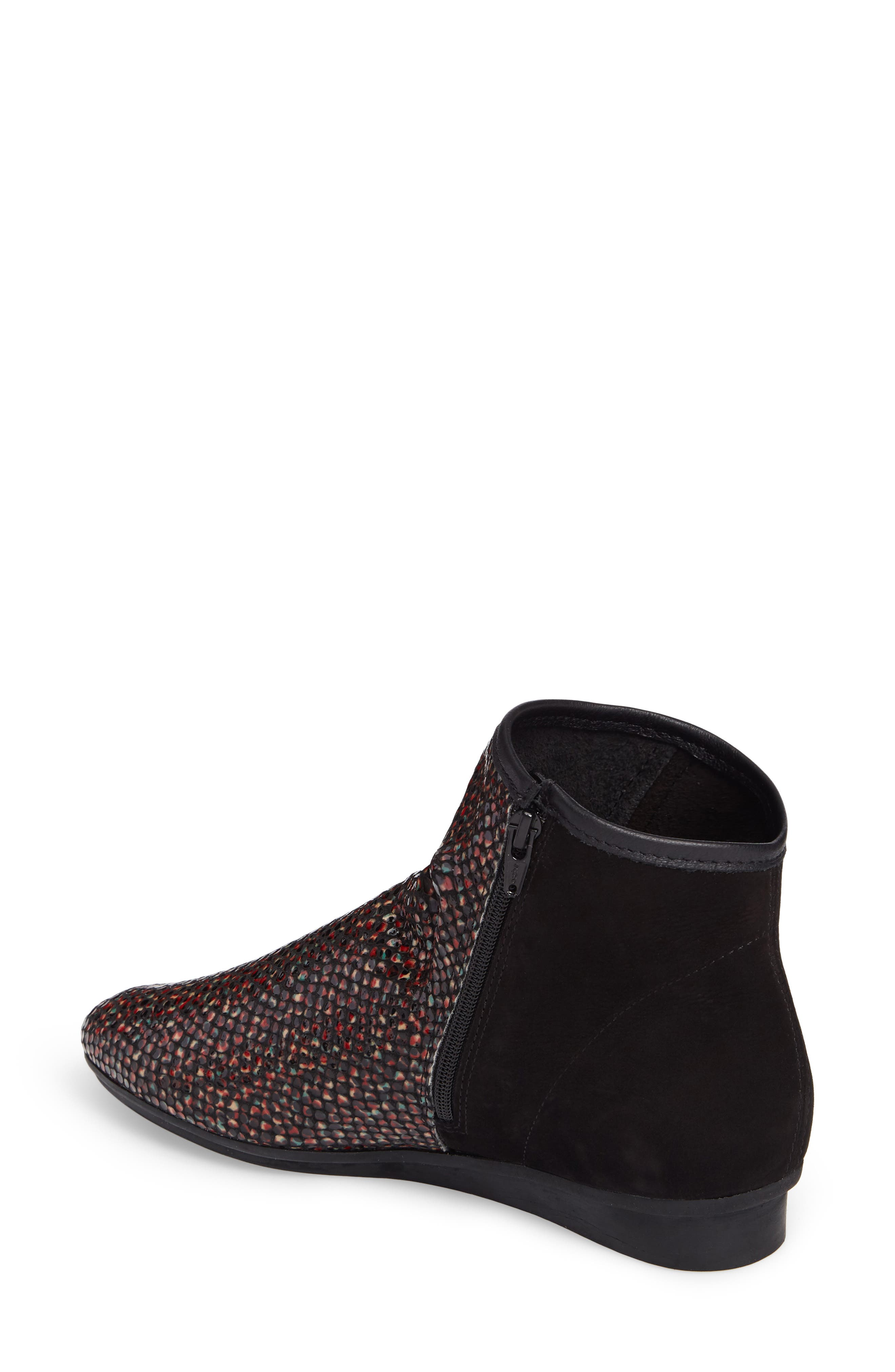 Ninote Bootie,                             Alternate thumbnail 6, color,