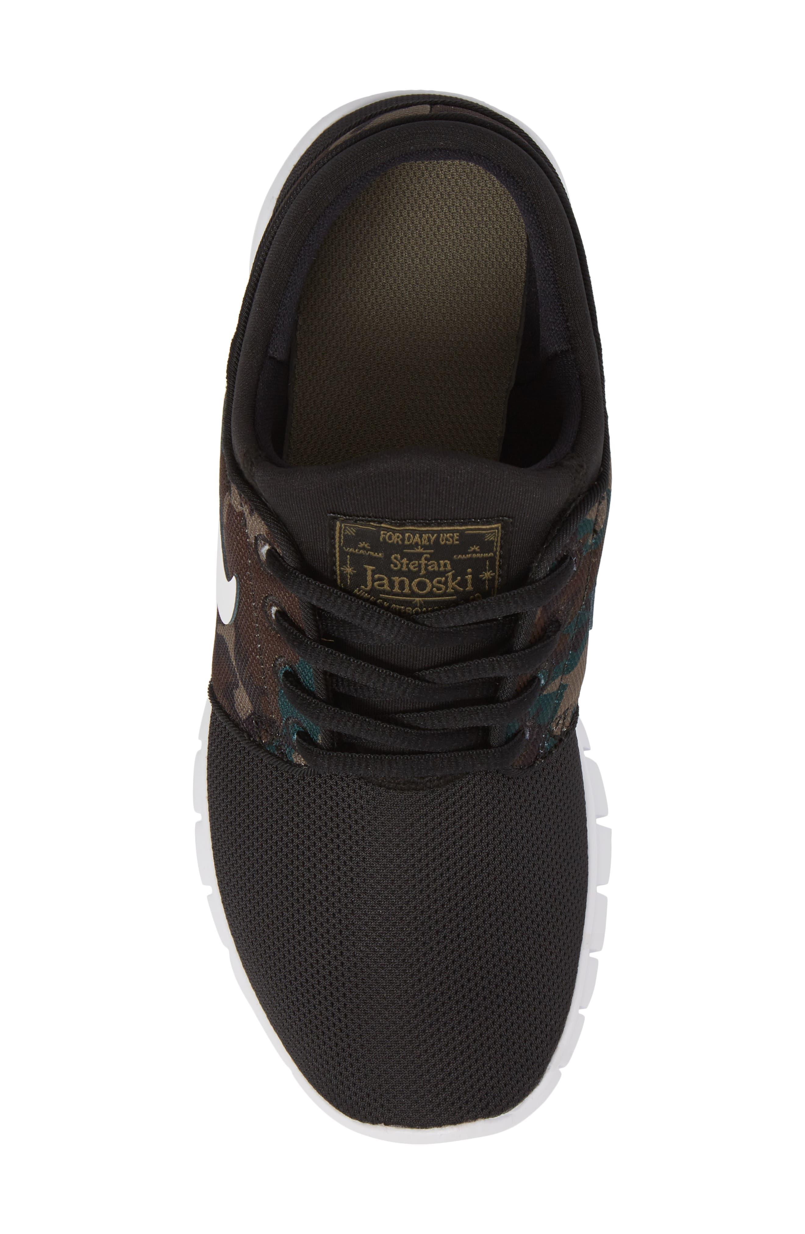 Stefan Janoski Max SB Skate Sneaker,                             Alternate thumbnail 38, color,