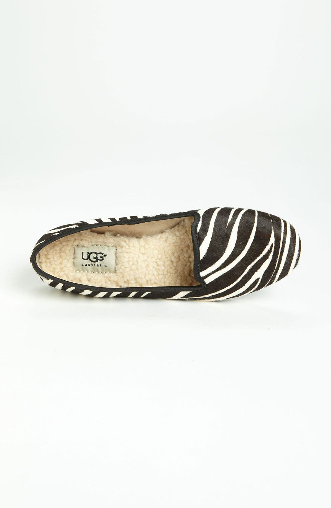 UGG<SUP>®</SUP>,                             Australia 'Alloway Exotic' Slipper,                             Alternate thumbnail 4, color,                             122