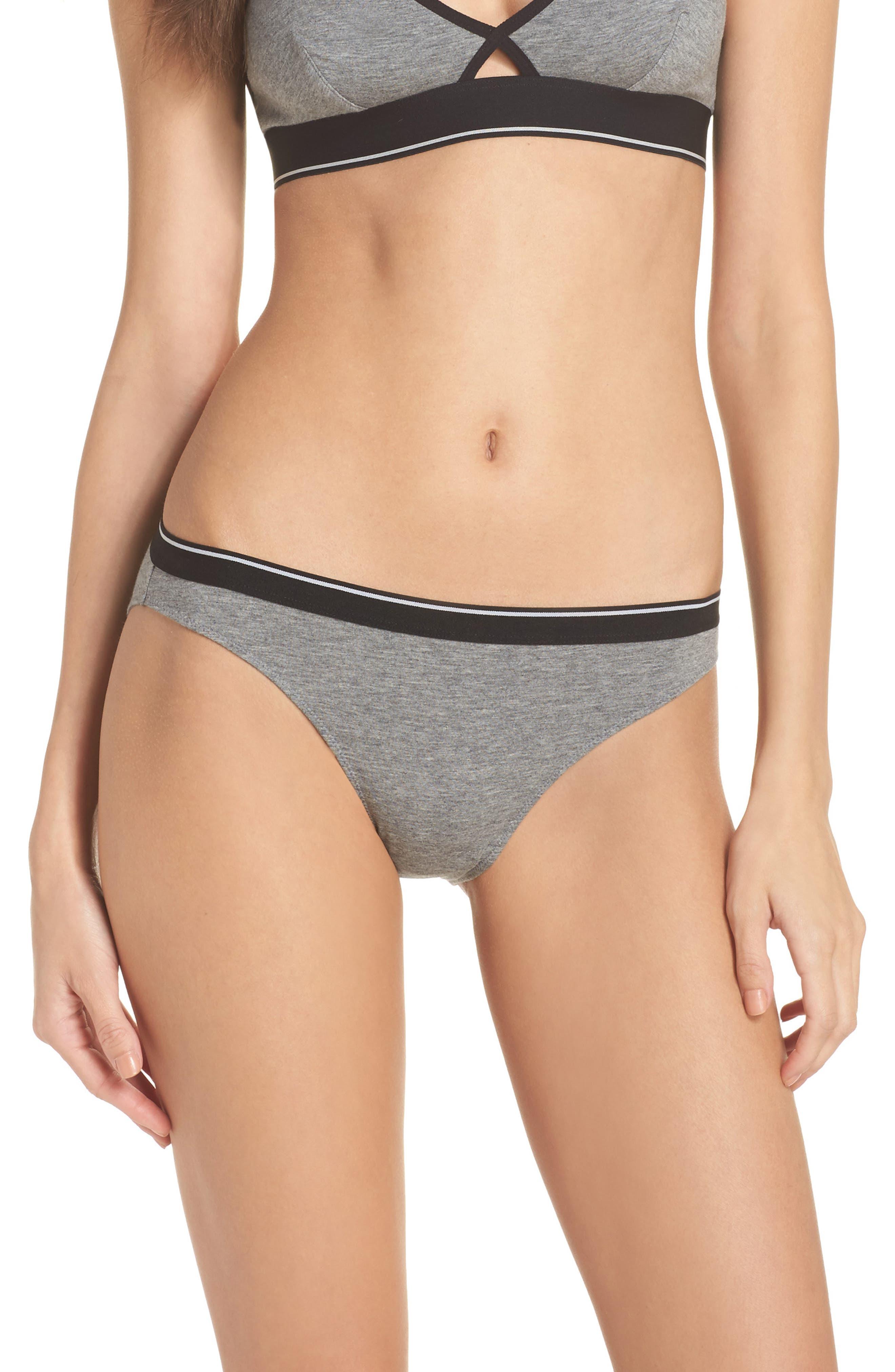 Stripe Bikini,                         Main,                         color, 020