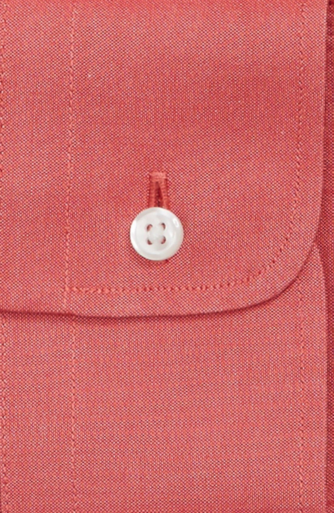 Smartcare<sup>™</sup> Traditional Fit Pinpoint Dress Shirt,                             Alternate thumbnail 62, color,