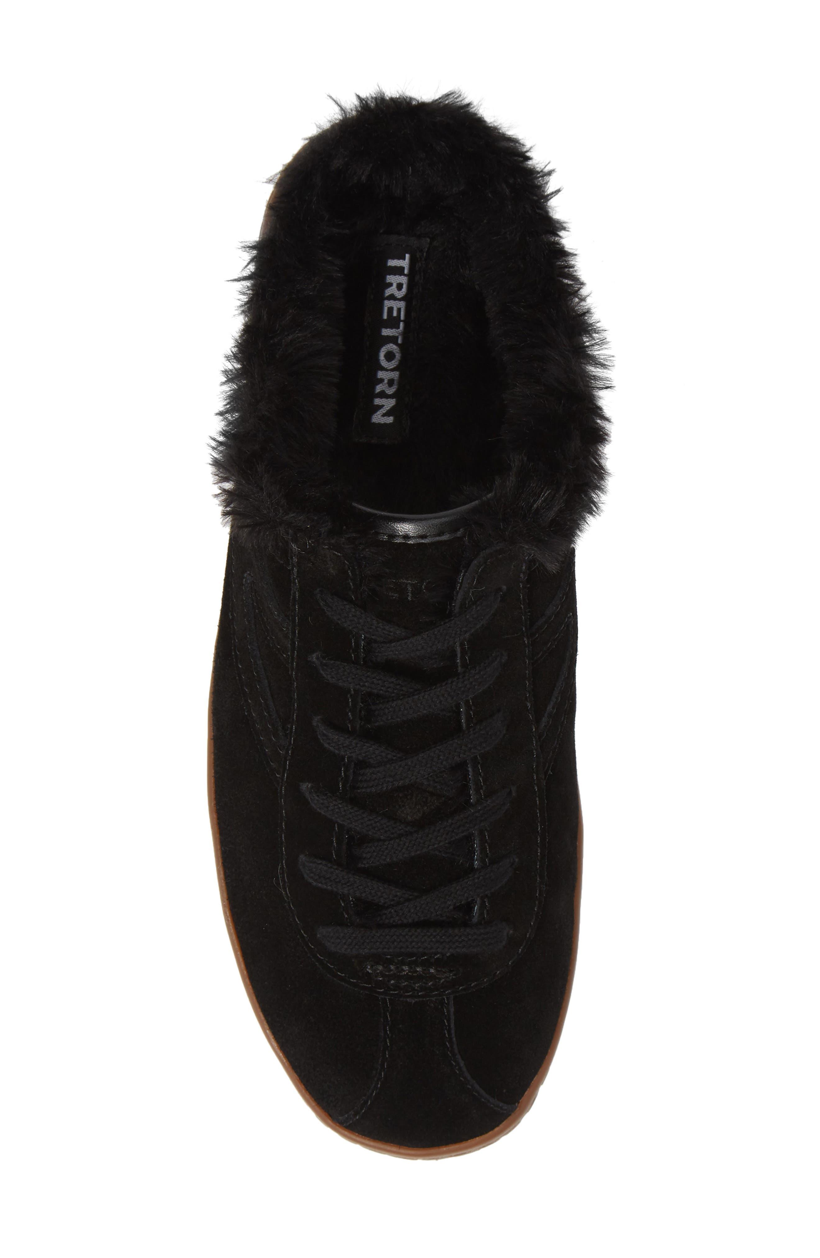 Cam 2 Slip-On Sneaker,                             Alternate thumbnail 5, color,                             BLACK