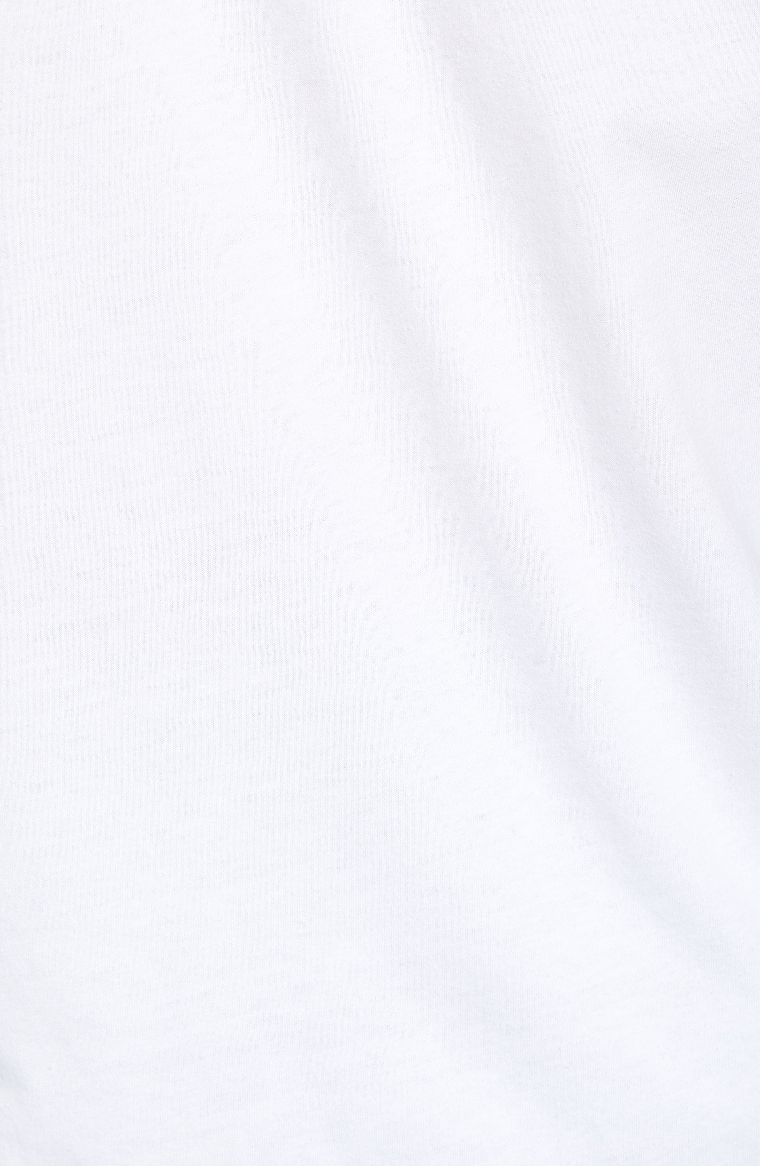 Retro Graphic T-Shirt,                             Alternate thumbnail 5, color,                             100