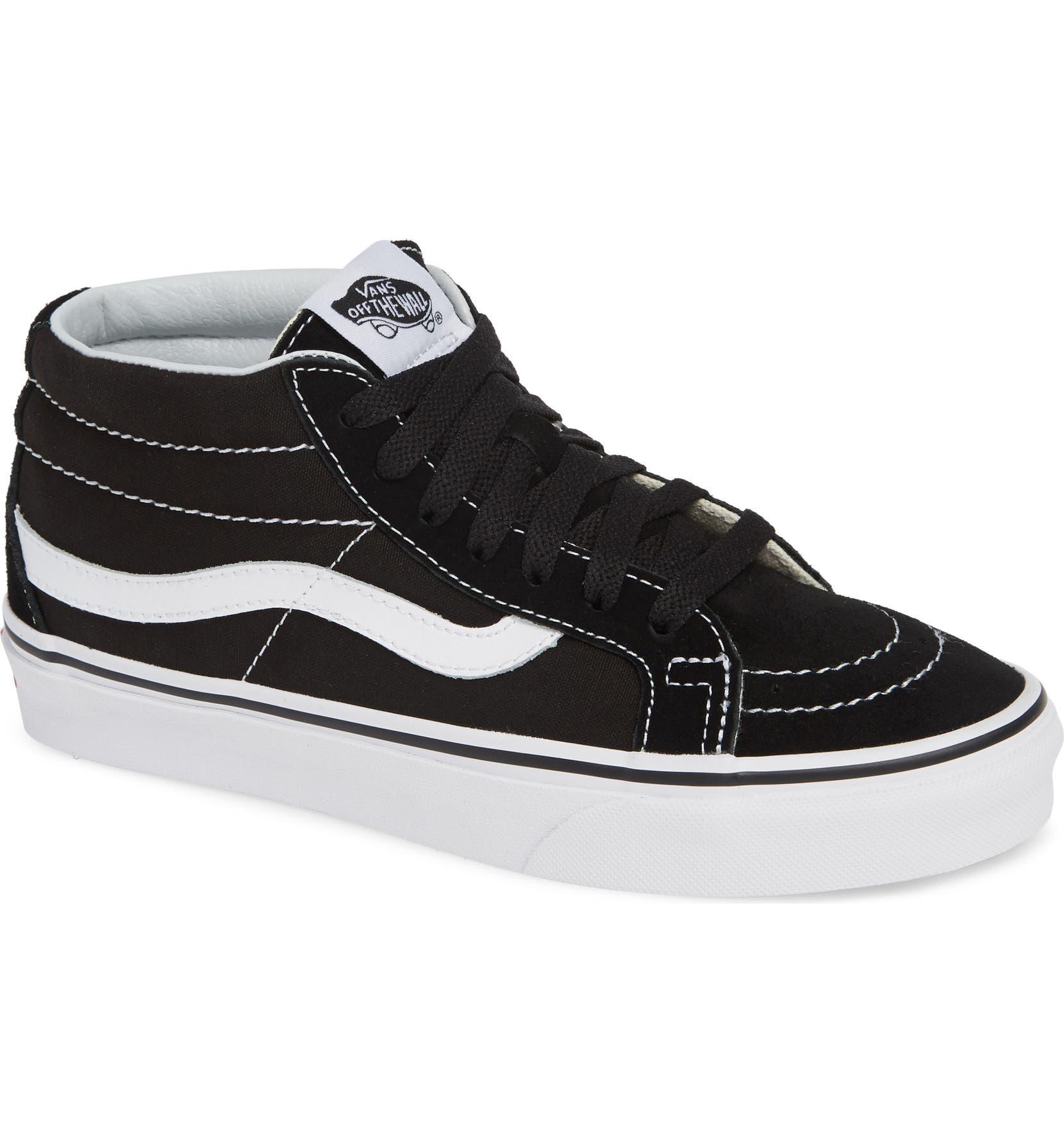 19e508a45cfb Vans Sk8 Mid Reissue Sneaker (Women)