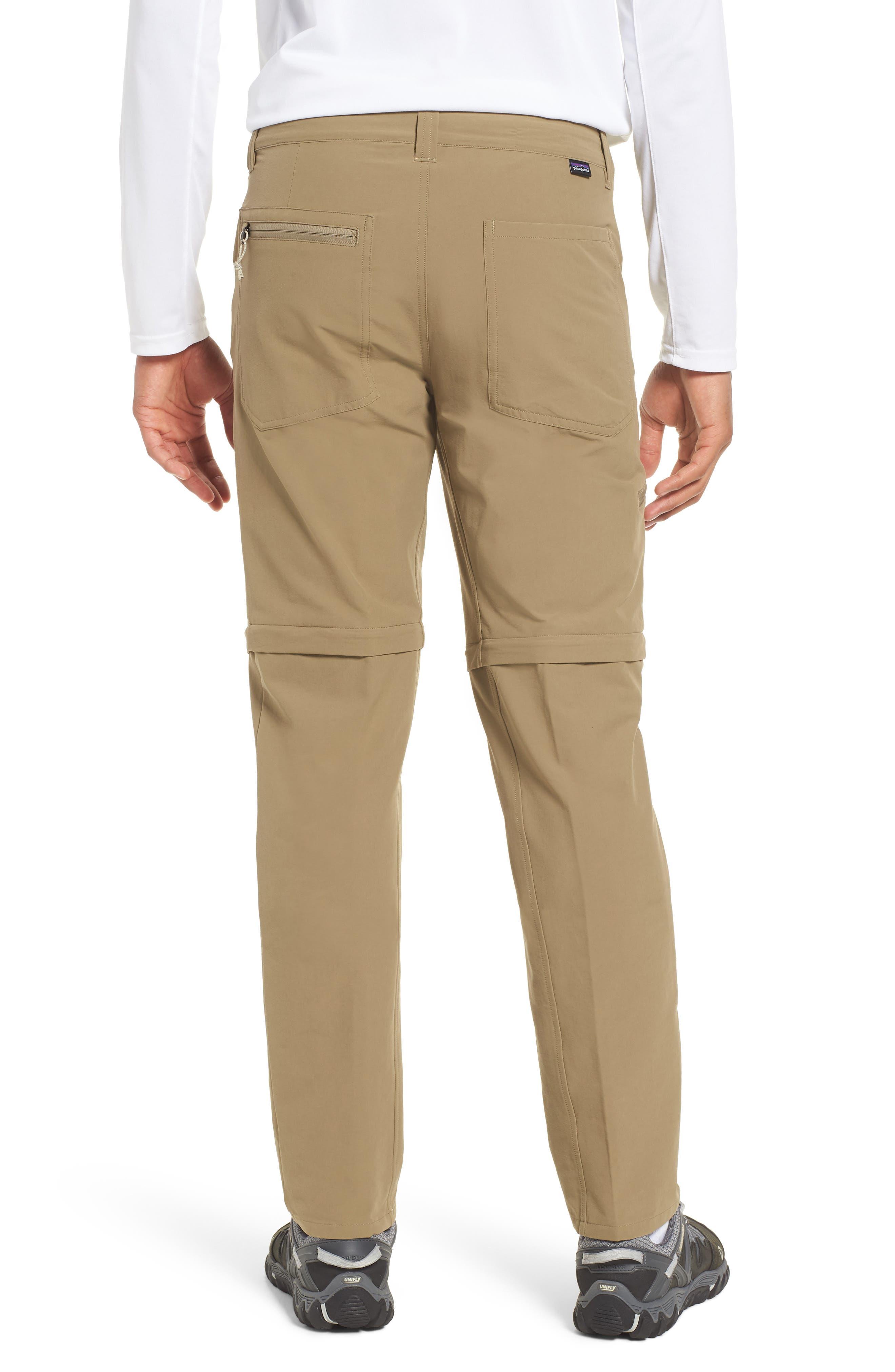 M's Quandry Convertible Pants,                             Alternate thumbnail 2, color,                             ASH TAN