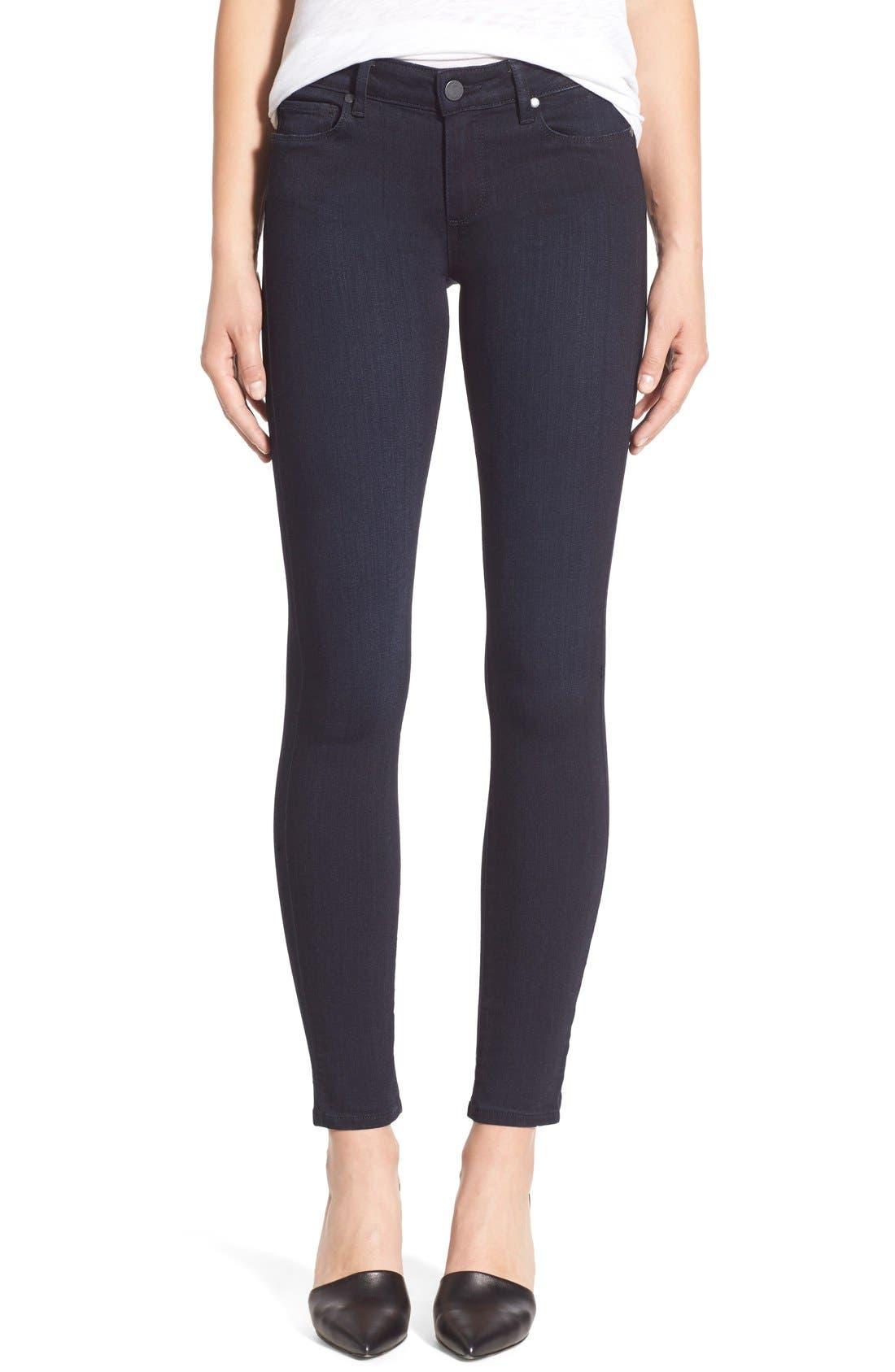 Denim 'Verdugo' Ultra Skinny Jeans,                             Main thumbnail 1, color,                             400