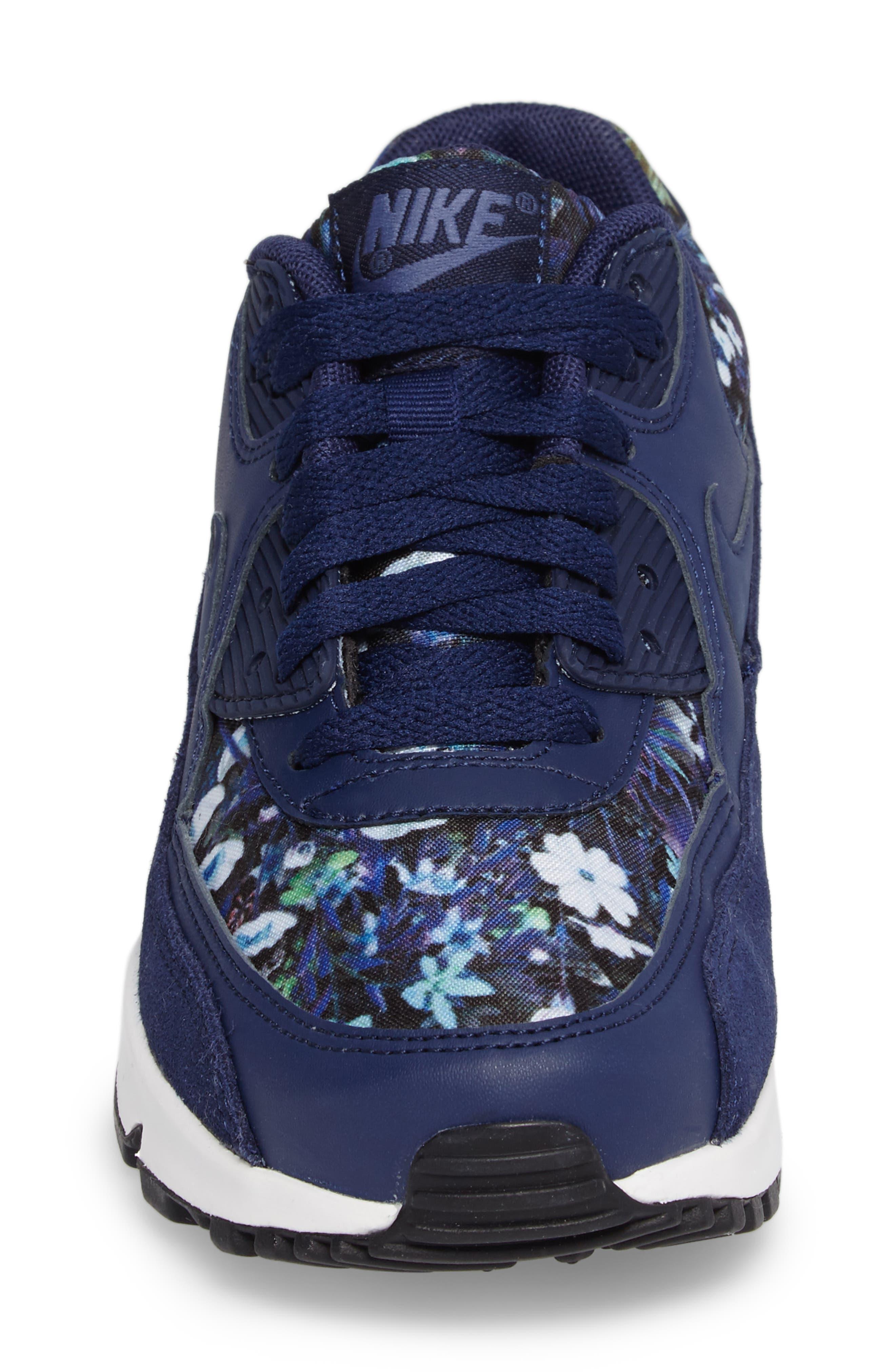 Air Max 90 SE Sneaker,                             Alternate thumbnail 33, color,