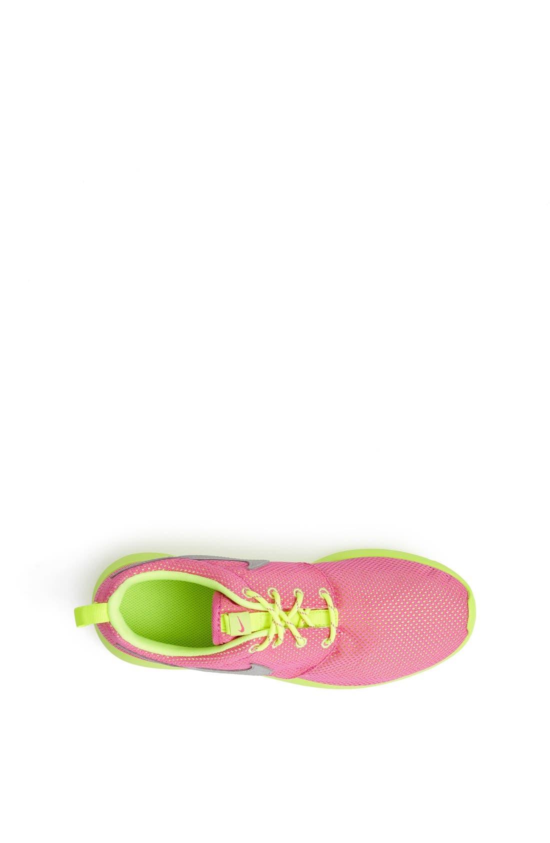 'Roshe Run' Athletic Shoe,                             Alternate thumbnail 100, color,