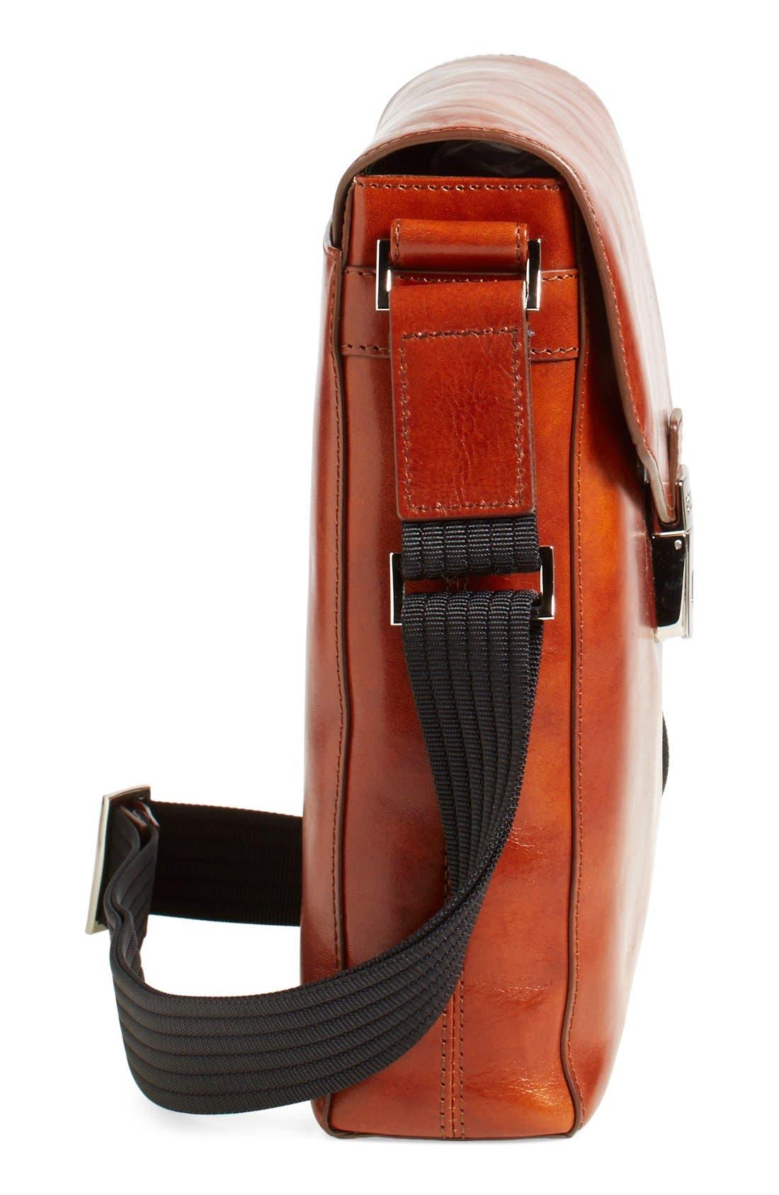 'Man Bag' Leather Crossbody Bag,                             Alternate thumbnail 5, color,                             233