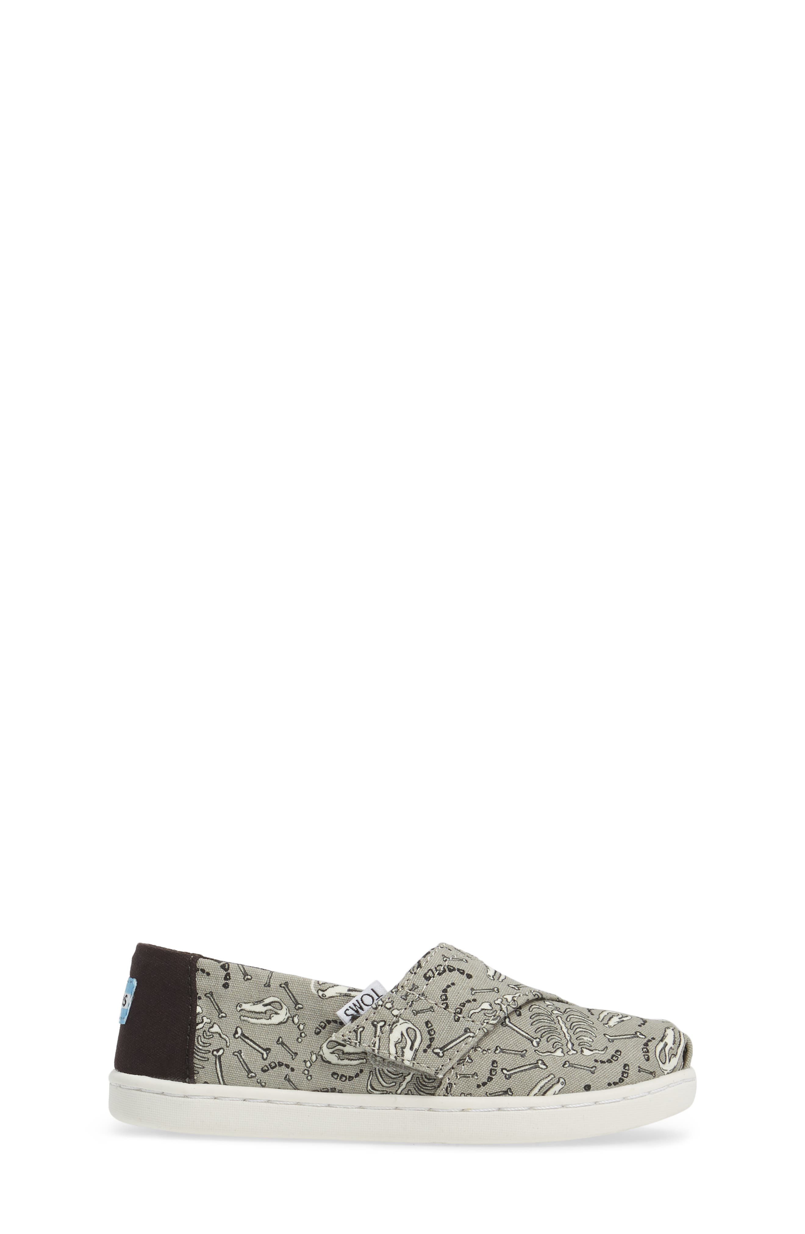 Tiny Alpargata Print Slip-On,                             Alternate thumbnail 13, color,