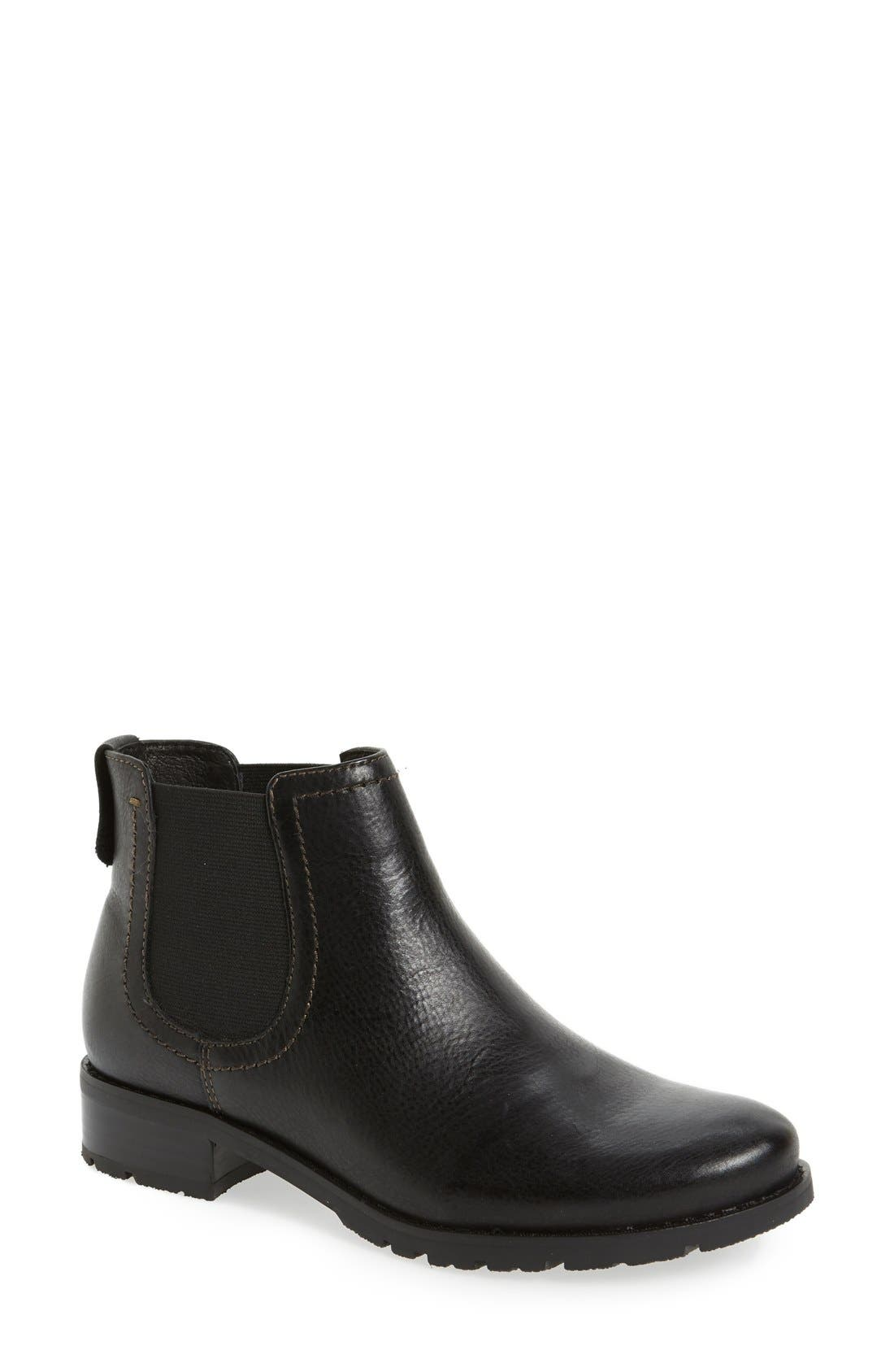 'Selby' Chelsea Bootie,                             Main thumbnail 2, color,