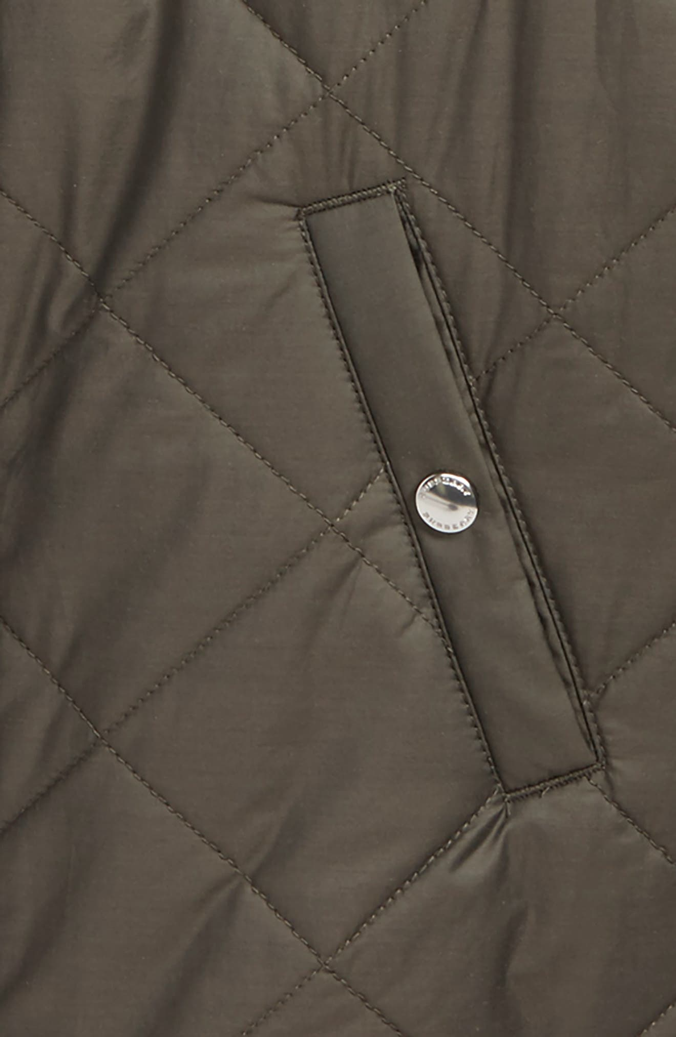 Ila Quilted Jacket,                             Alternate thumbnail 3, color,                             302