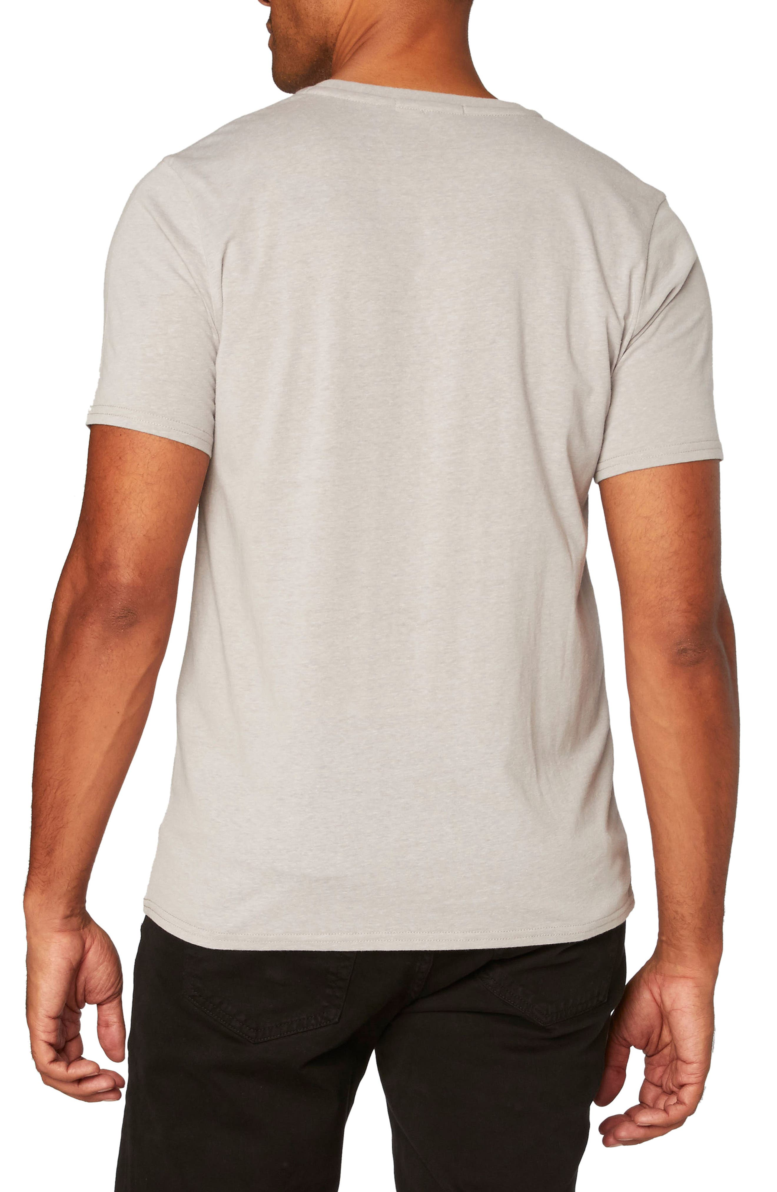 Threads for Thought Heathered Crew Neck,                             Alternate thumbnail 16, color,