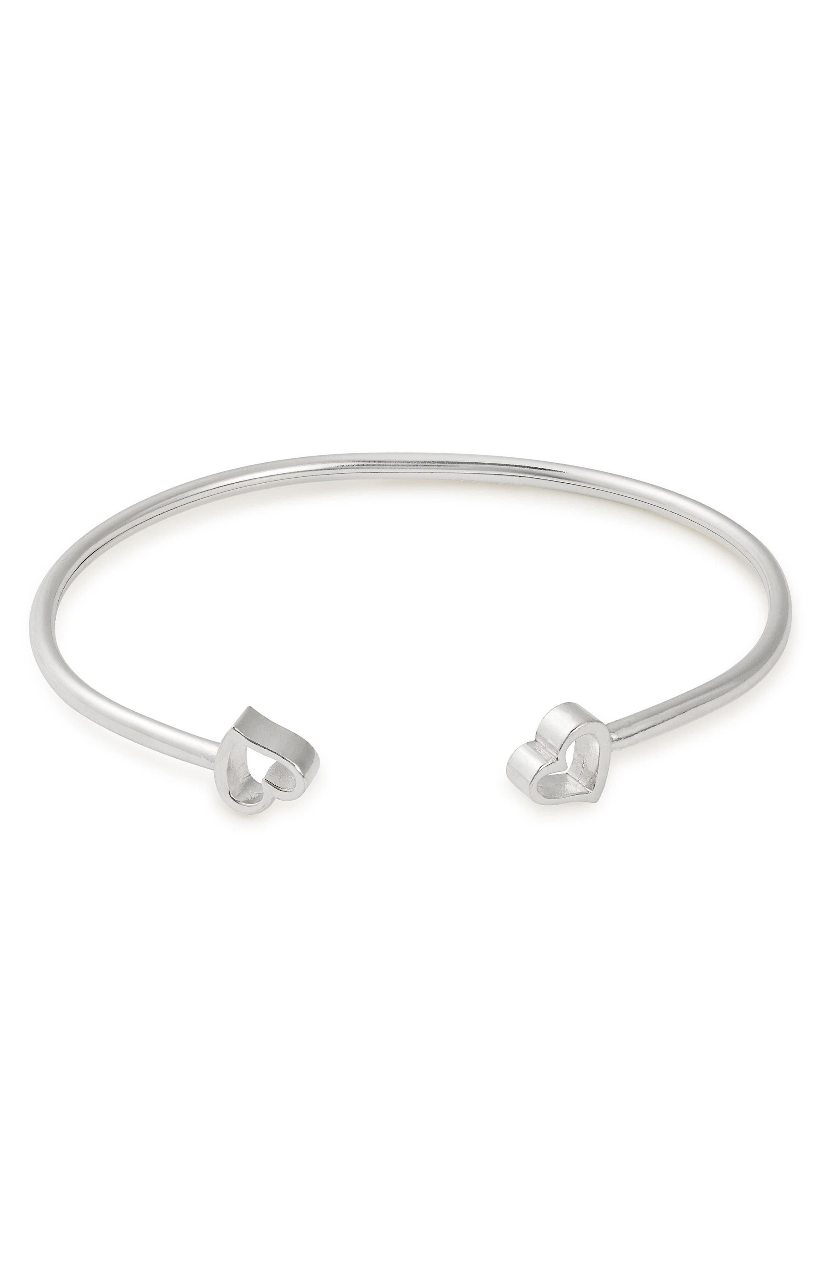 Formidable H Cuff,                         Main,                         color, SILVER