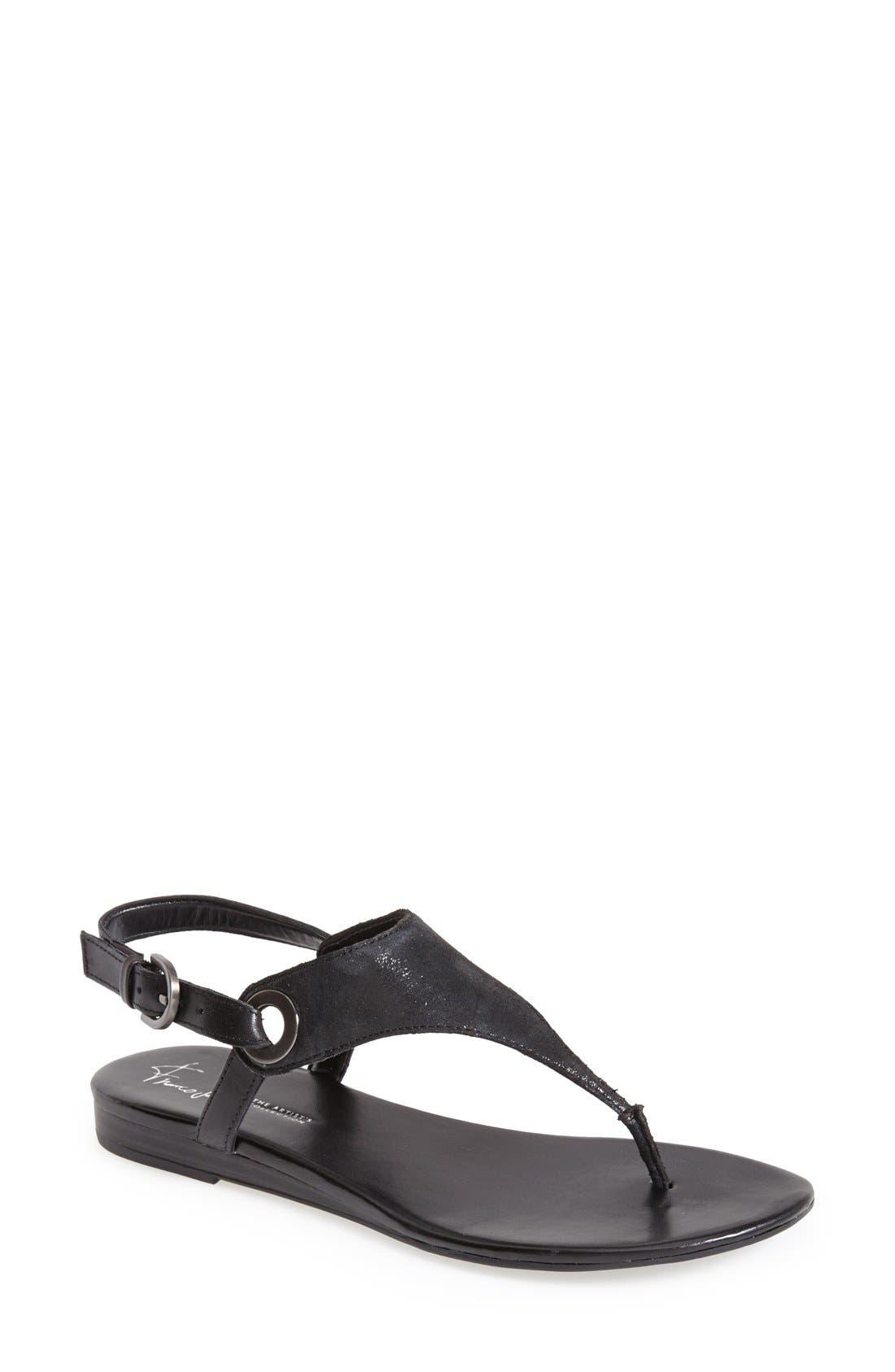 'Grip' Sandal,                         Main,                         color, 001
