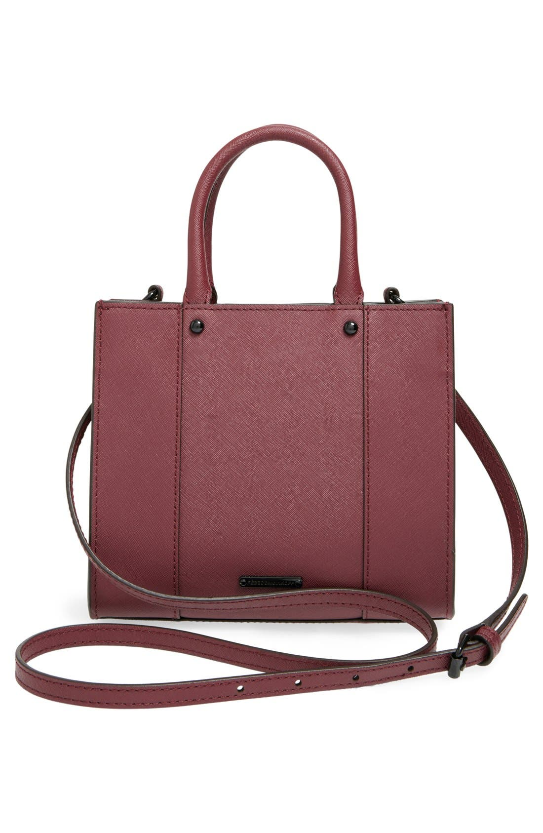 'Mini MAB Tote' Crossbody Bag,                             Alternate thumbnail 152, color,