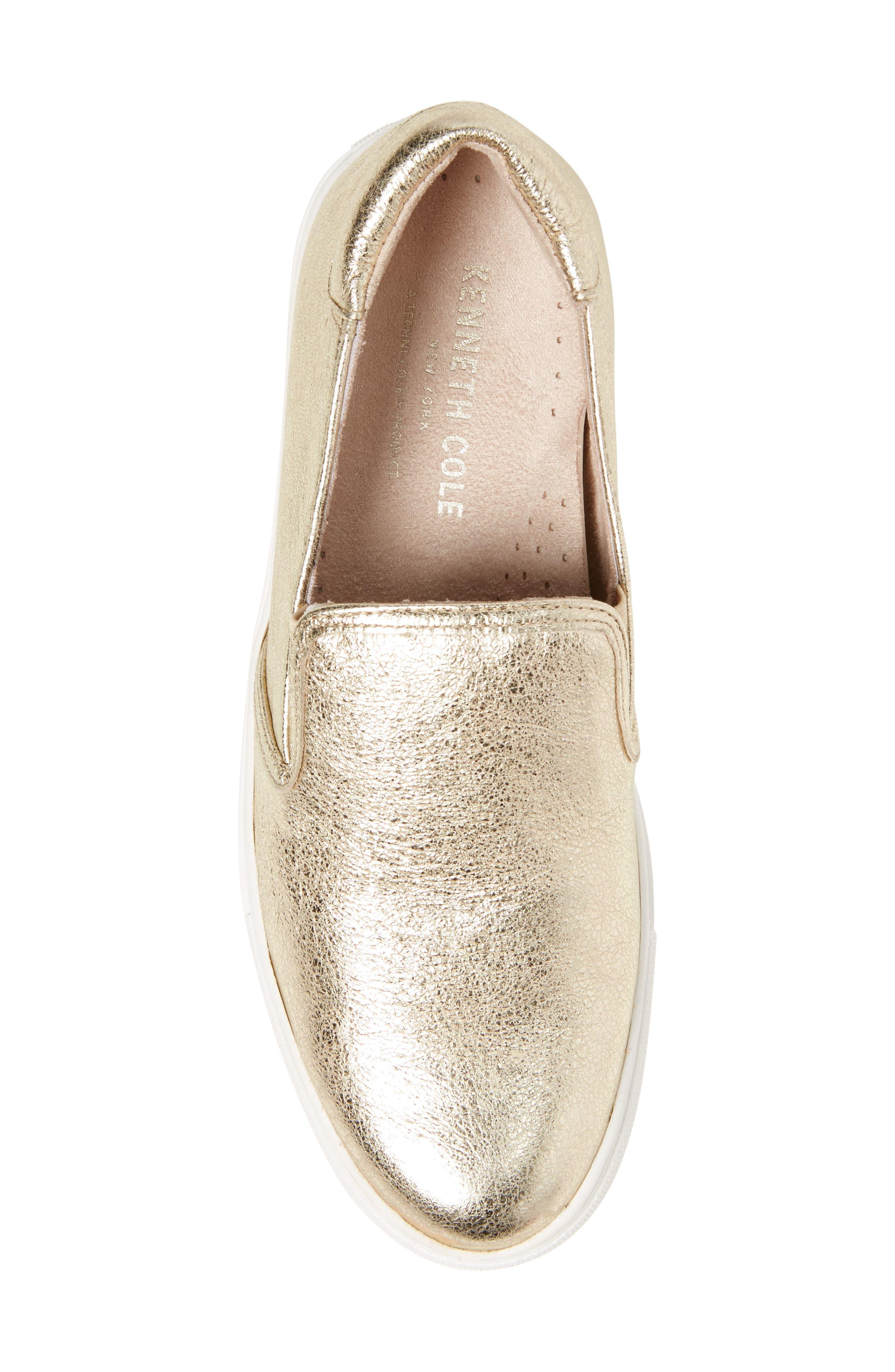Joanie Slip-On Platform Sneaker,                             Alternate thumbnail 60, color,
