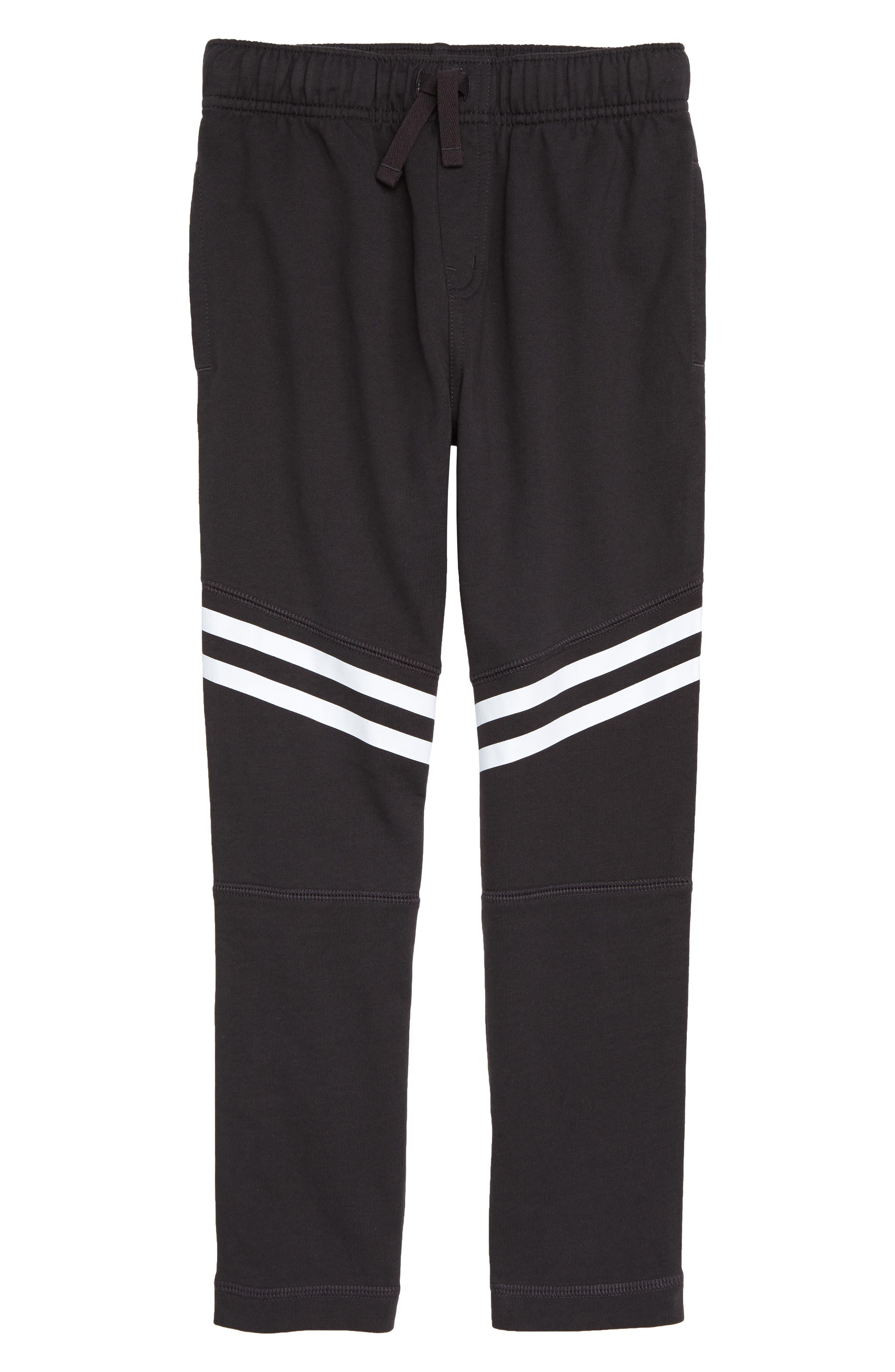 Sporty Stripe Track Pants,                             Main thumbnail 1, color,                             002