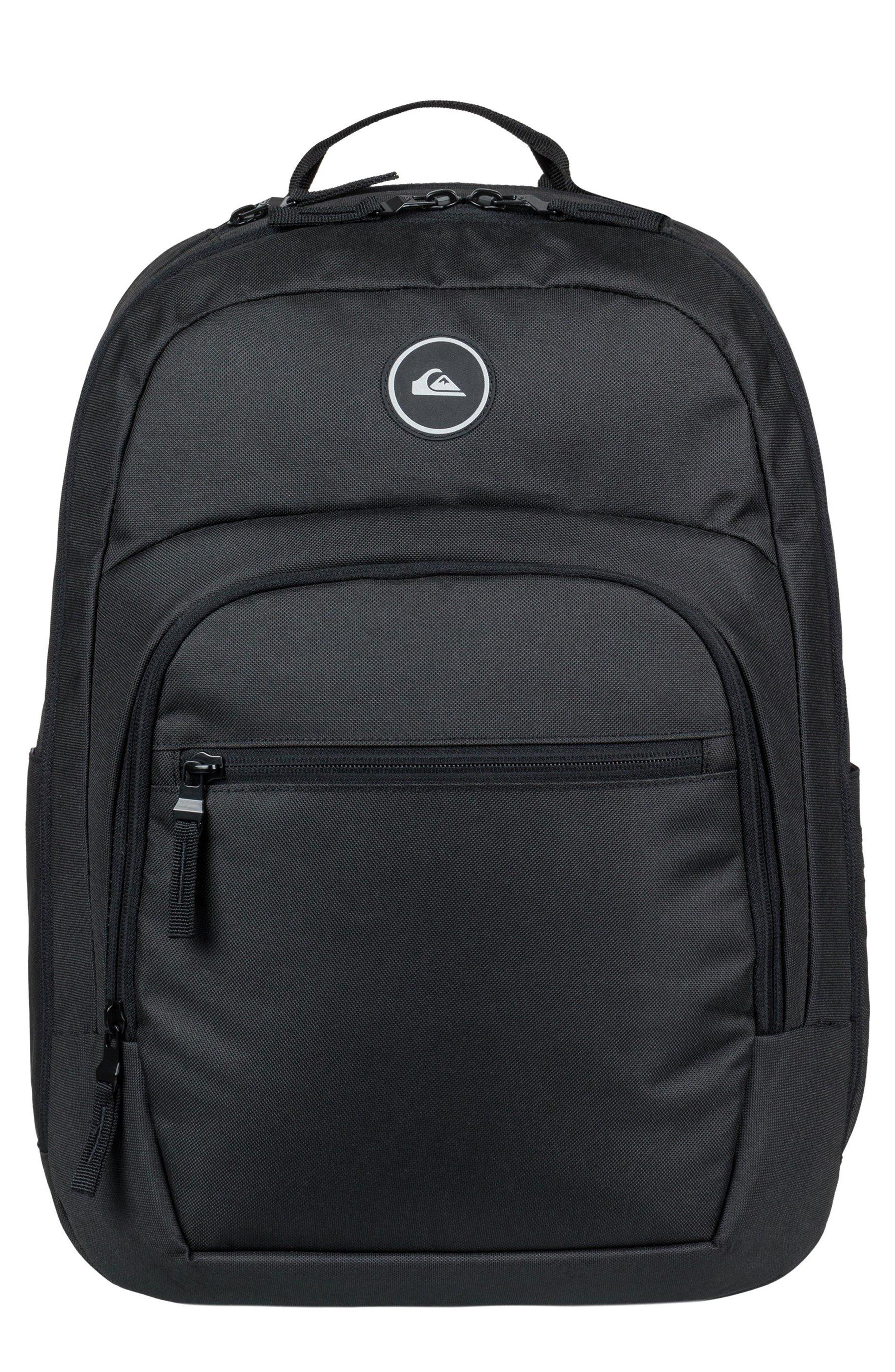 Quiksilver Schoolie Cooler Ii Backpack - Black