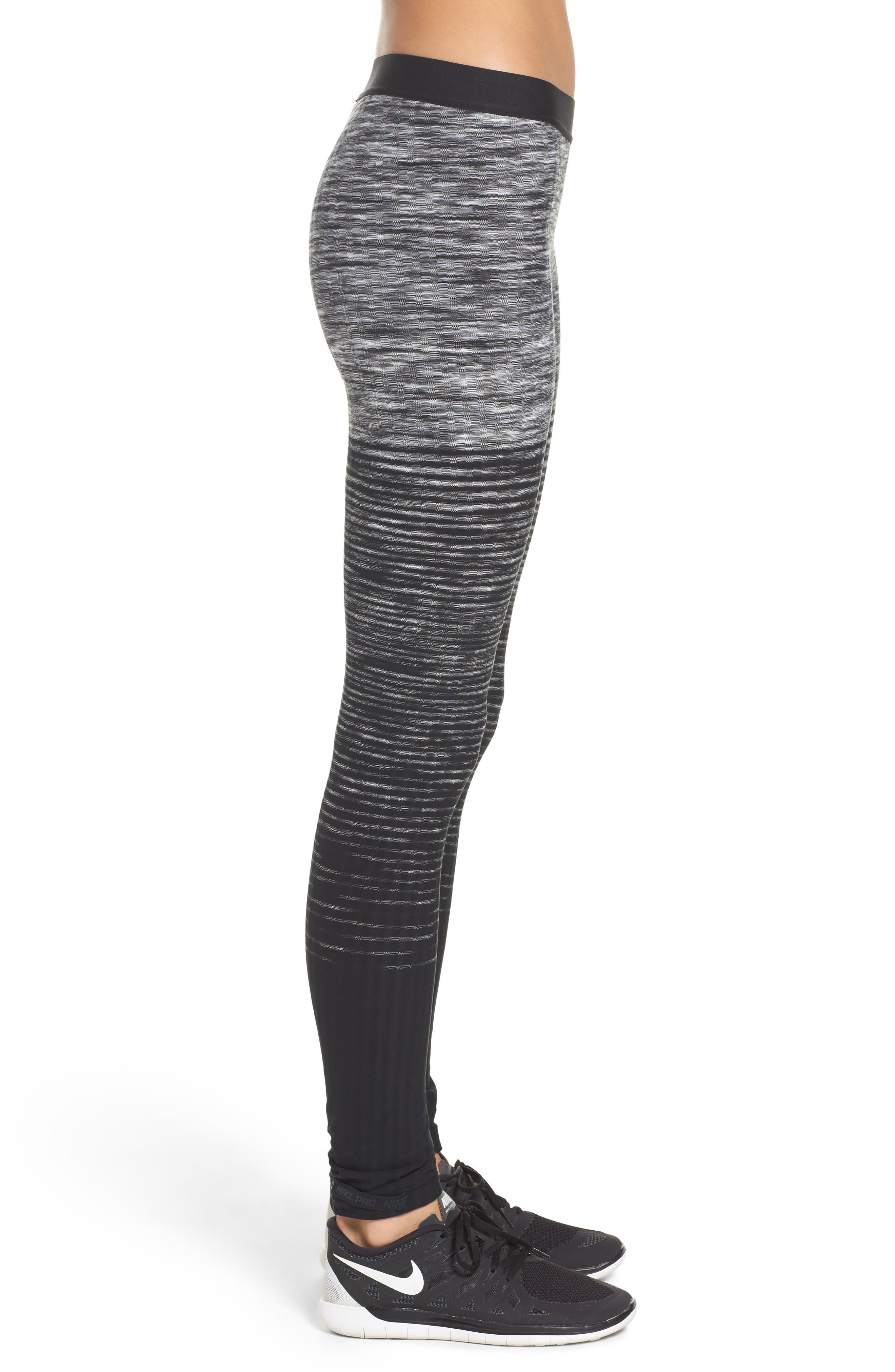 Pro Hyperwarm Training Tights,                             Alternate thumbnail 3, color,                             021