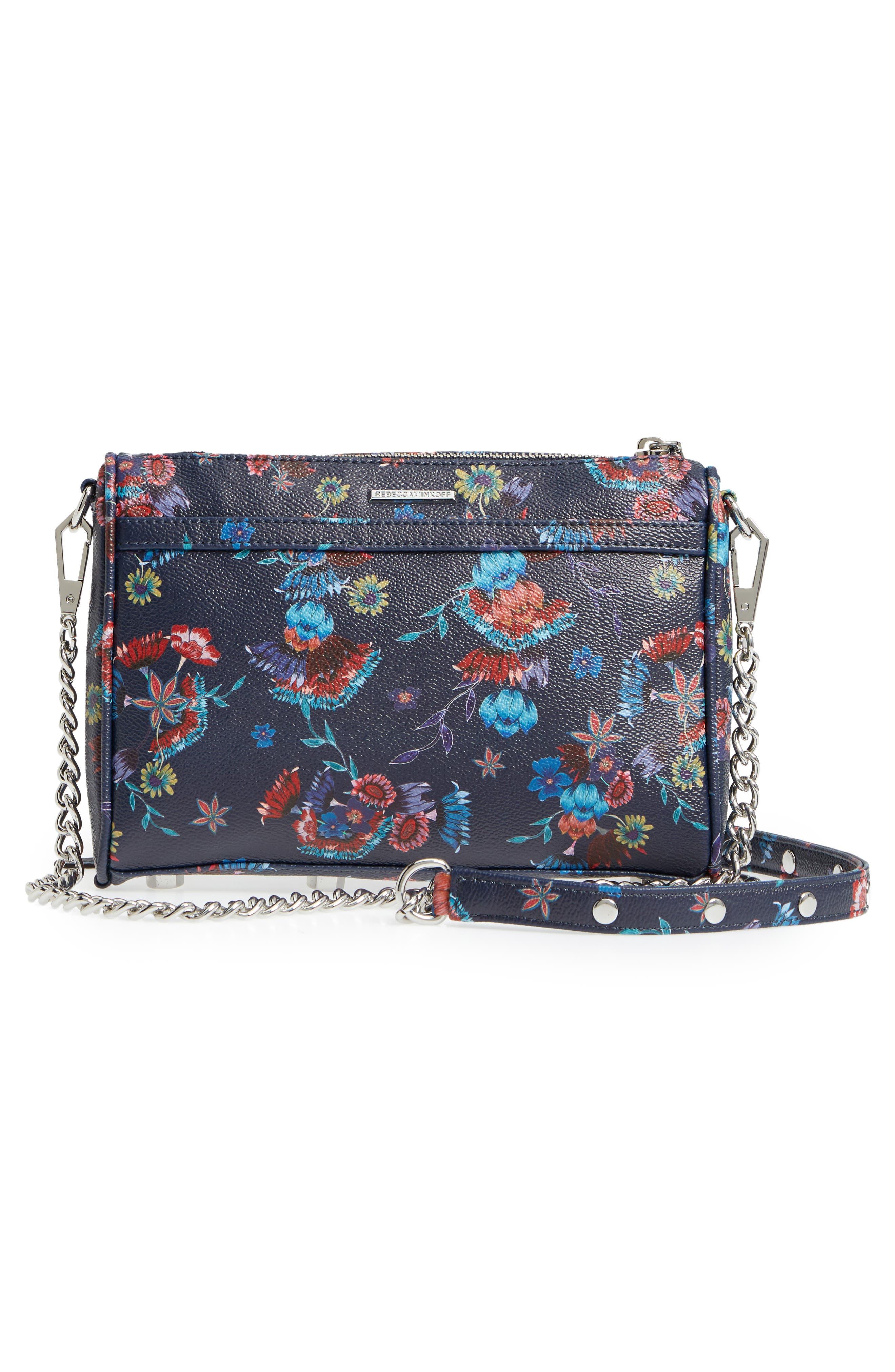 Mini MAC Convertible Crossbody Bag,                             Alternate thumbnail 5, color,