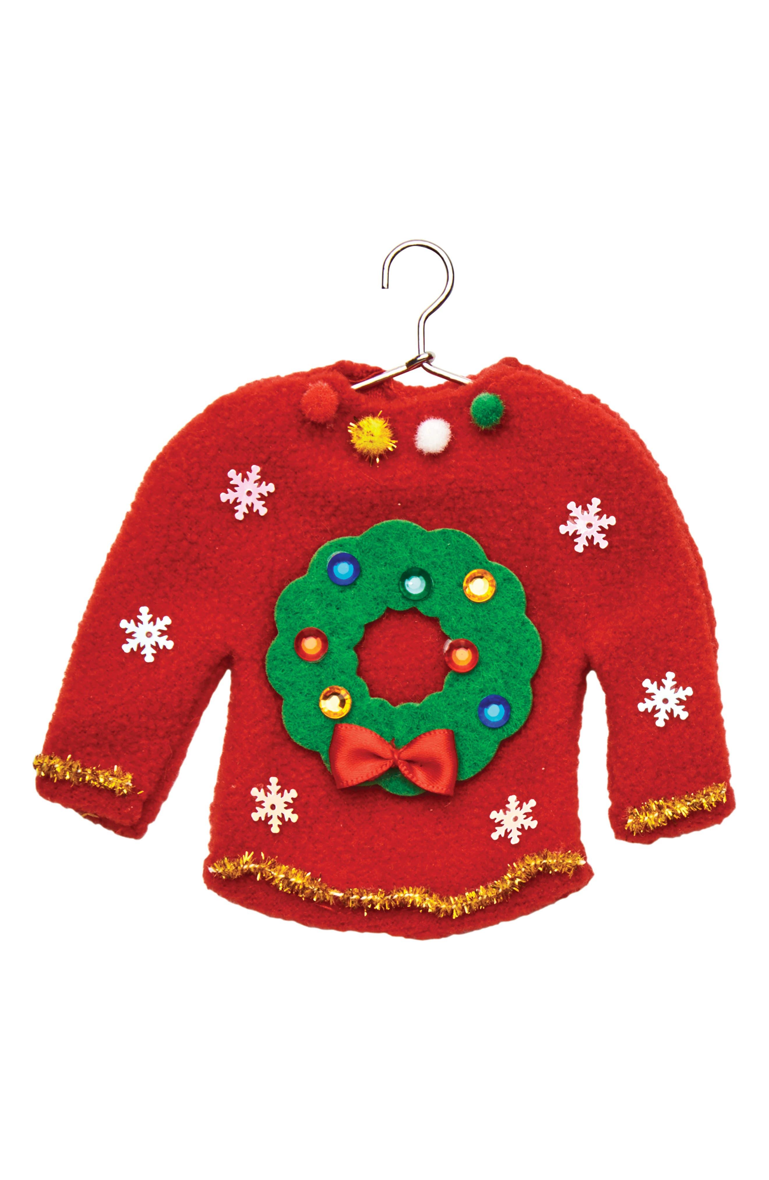 Sweater Ornaments Kit,                             Alternate thumbnail 5, color,                             320