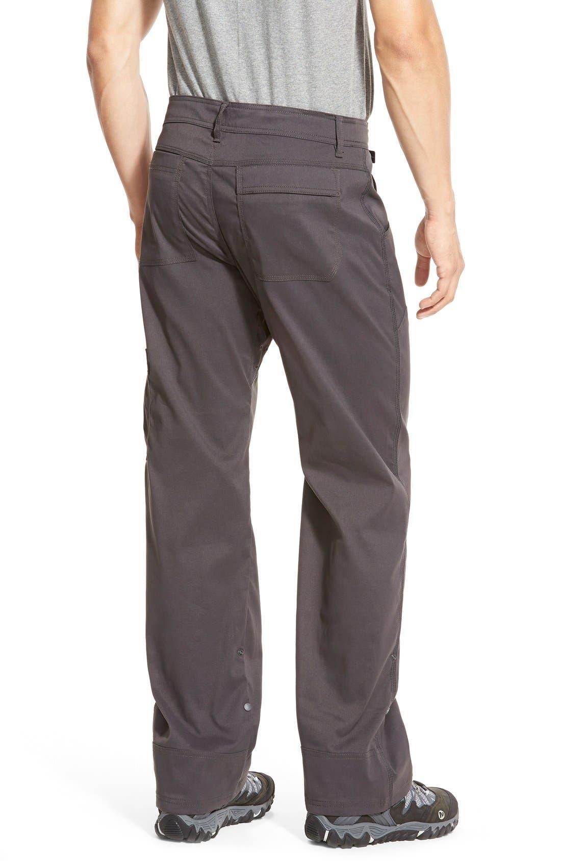 Zion Stretch Pants,                             Alternate thumbnail 3, color,