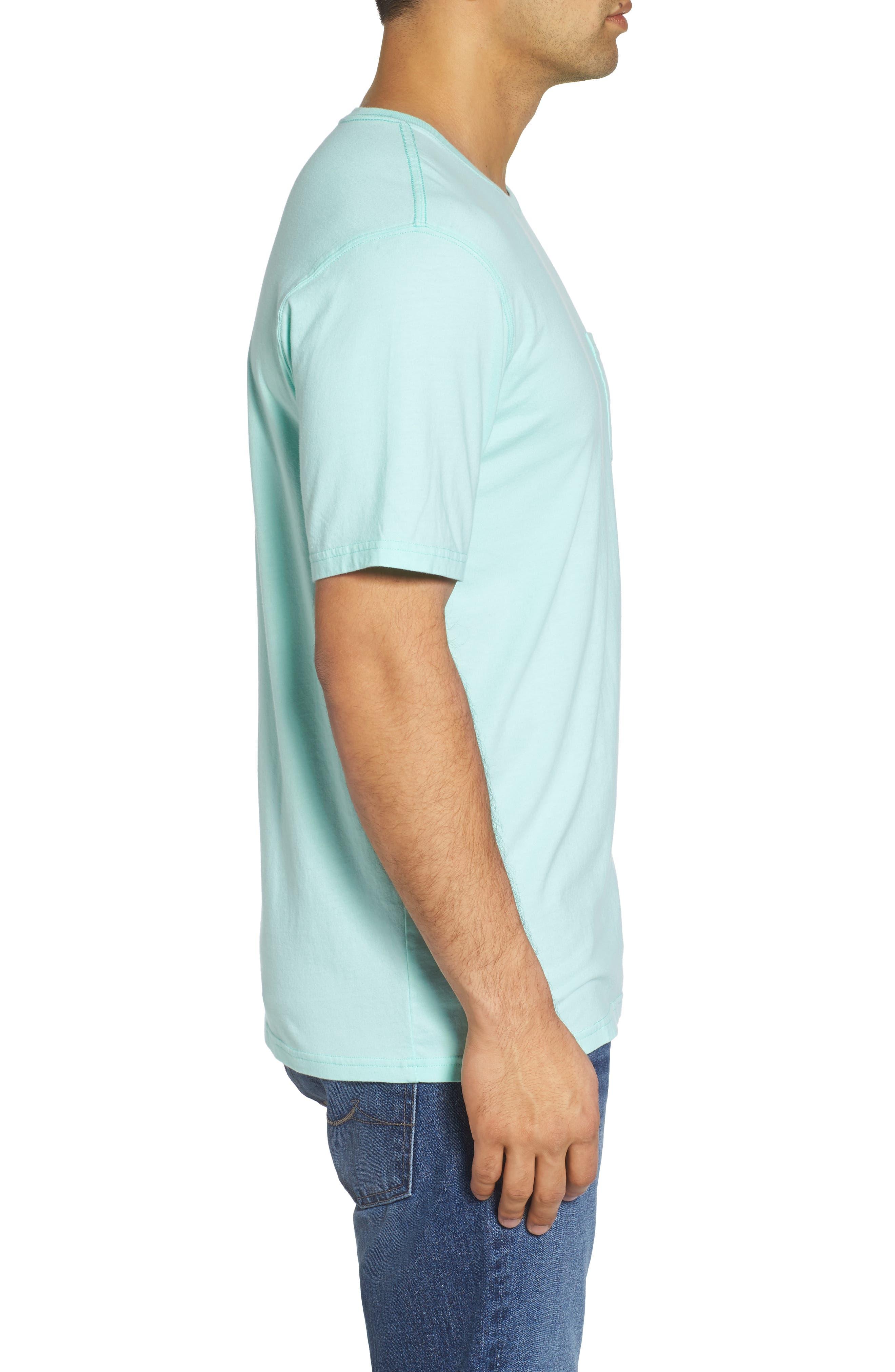 Southern Mix Crewneck T-Shirt,                             Alternate thumbnail 3, color,                             376