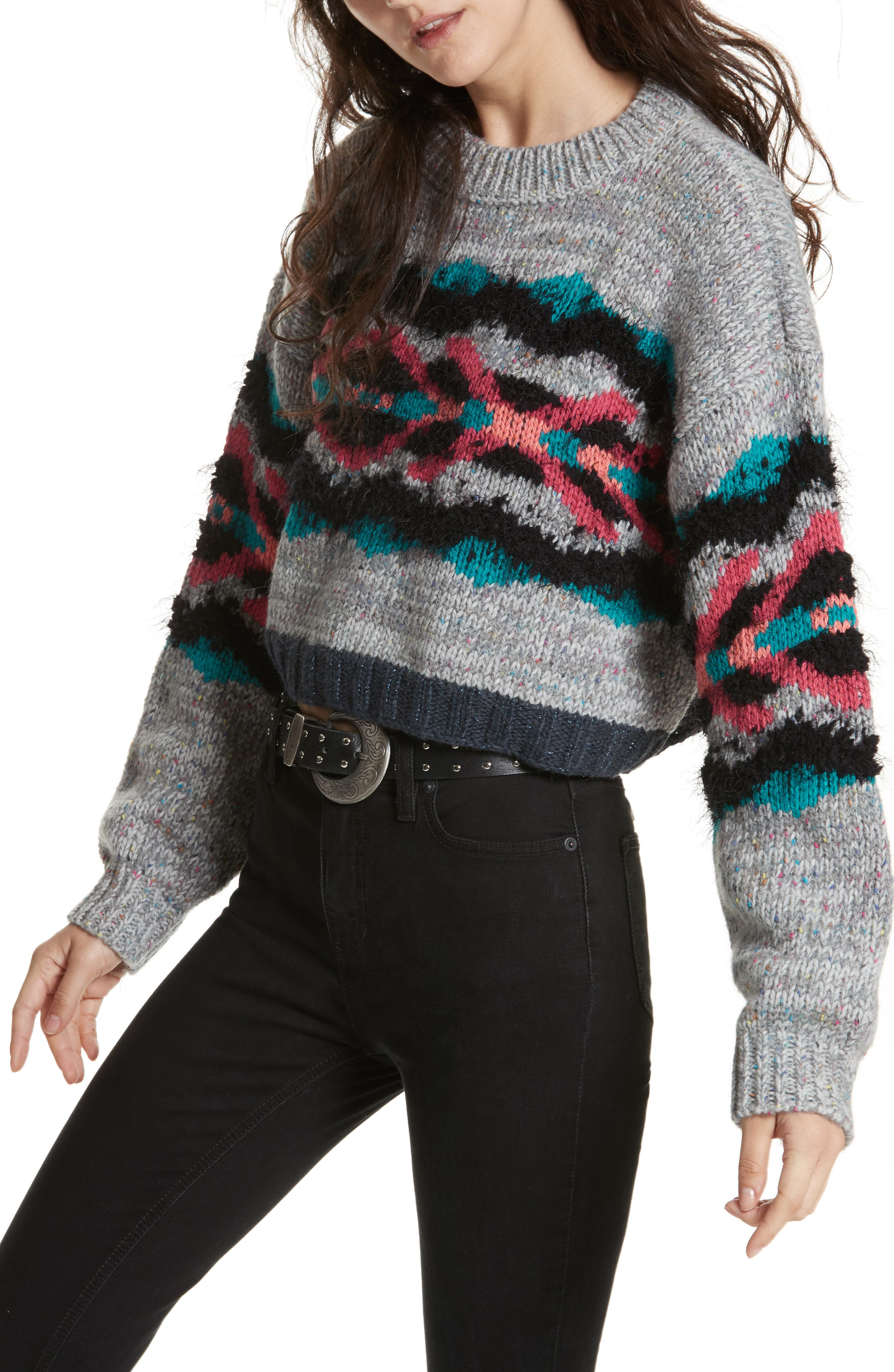 I Heart You Sweater,                         Main,                         color, 097