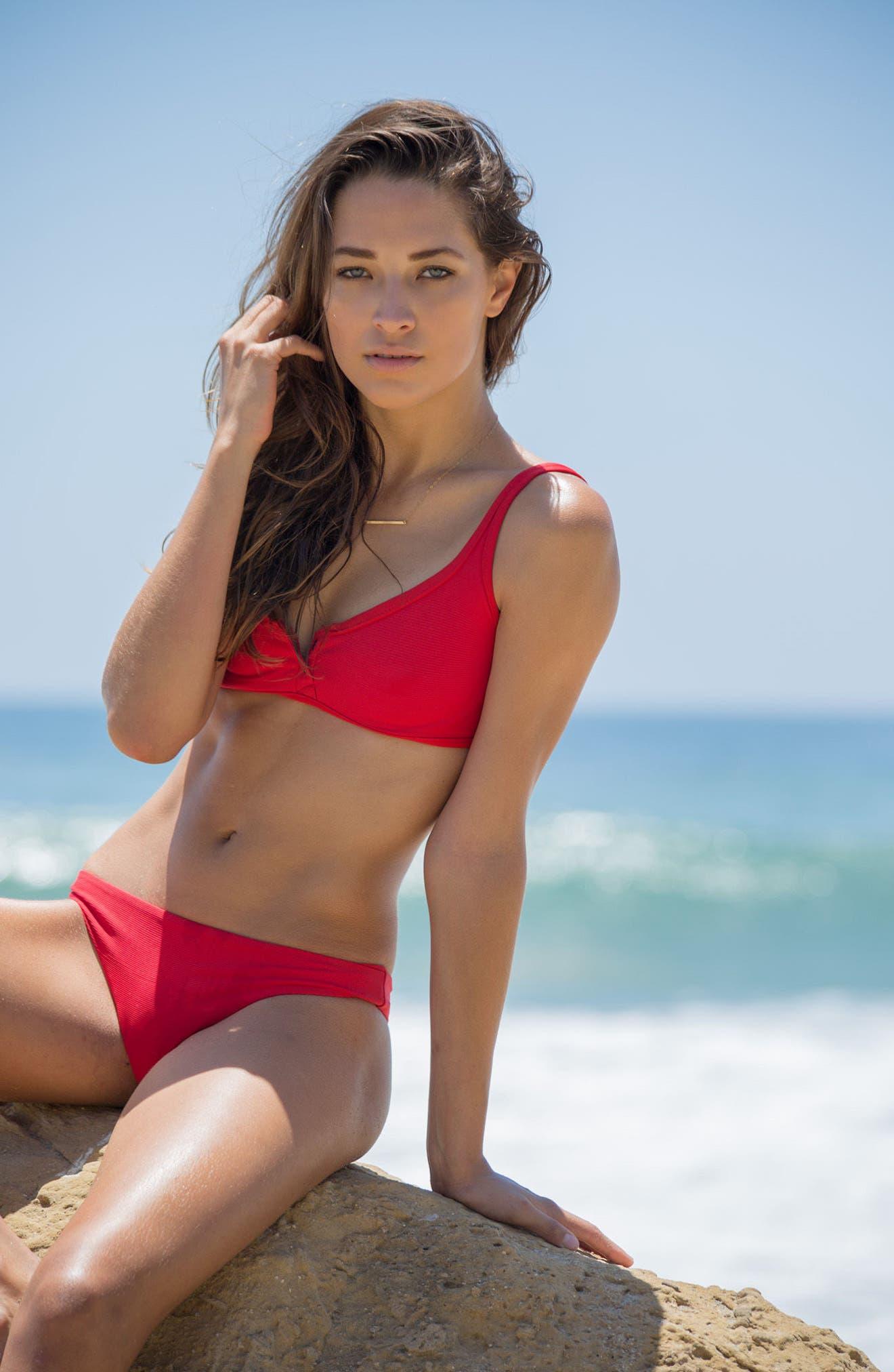 Marlowe Underwire Bikini Top,                             Alternate thumbnail 12, color,