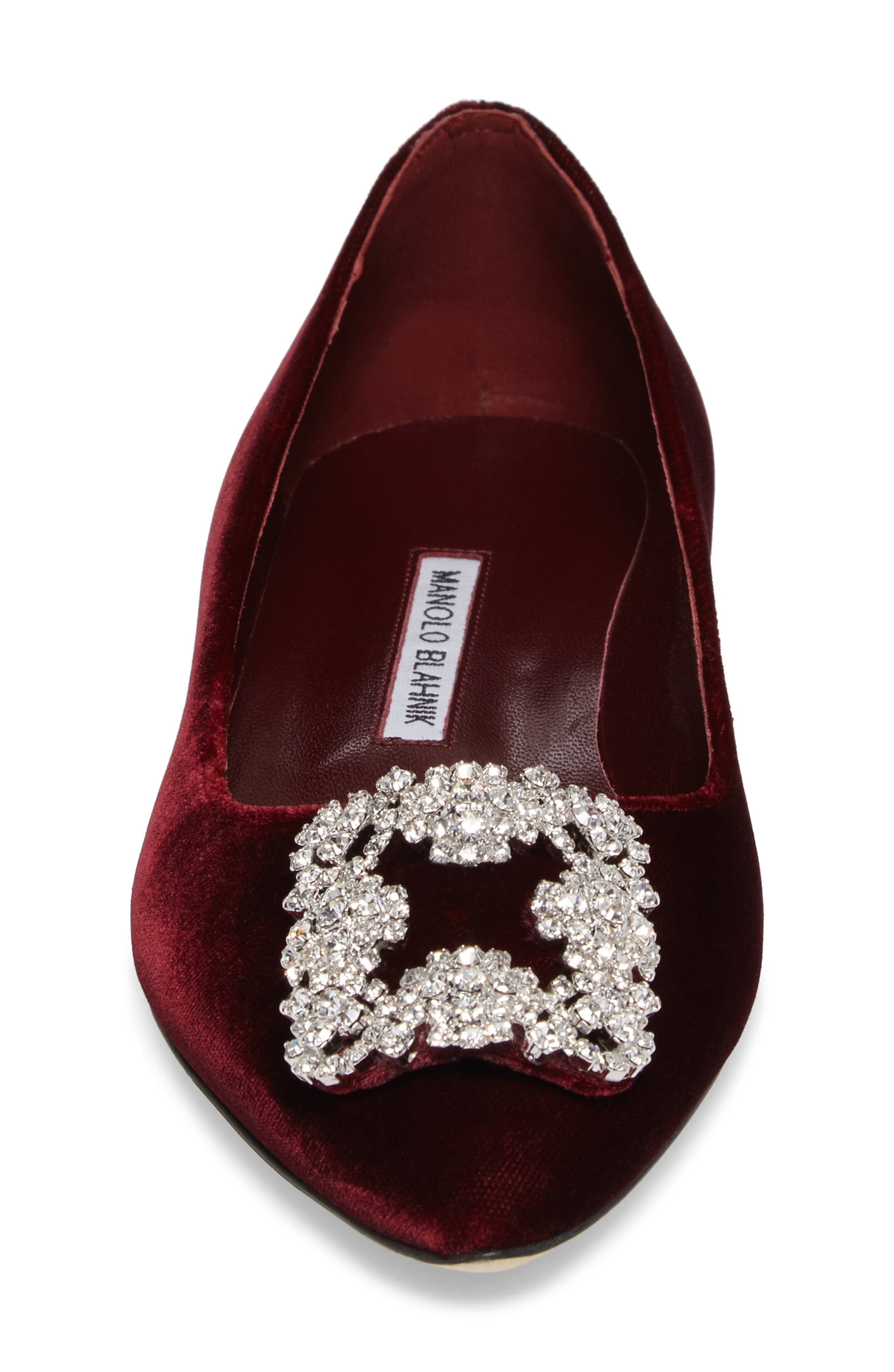 Hangisi Pointy Toe Flat,                             Alternate thumbnail 8, color,