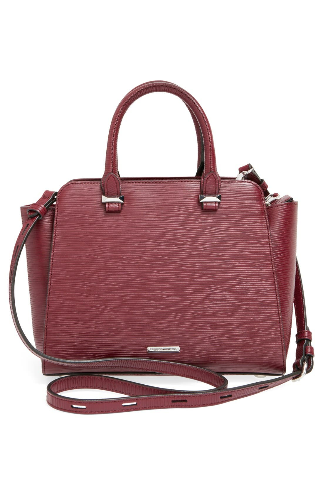 REBECCA MINKOFF,                             'Mini Avery' Tote,                             Alternate thumbnail 5, color,                             930