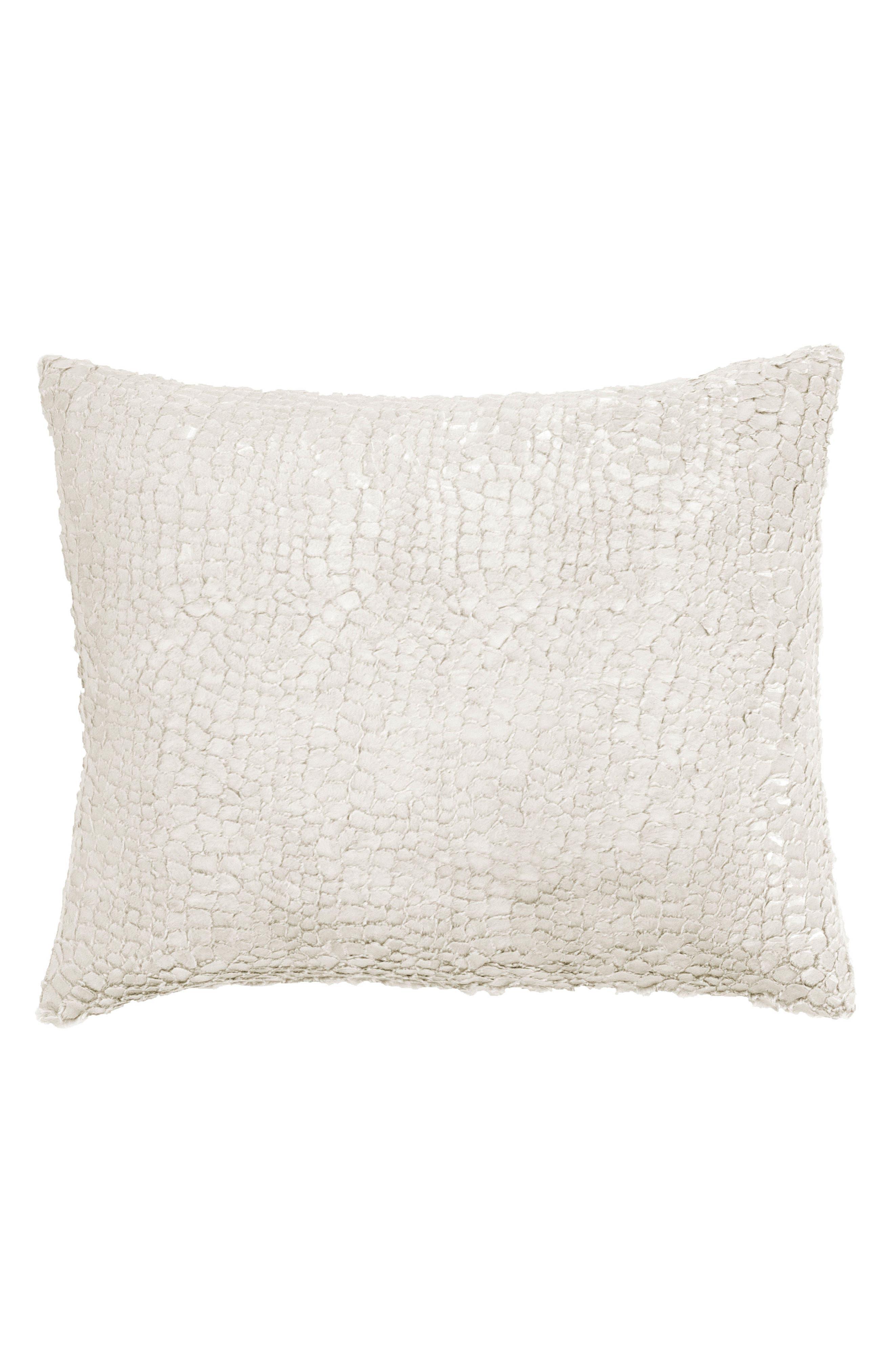 Gloss Velvet Pillow,                             Main thumbnail 1, color,                             060