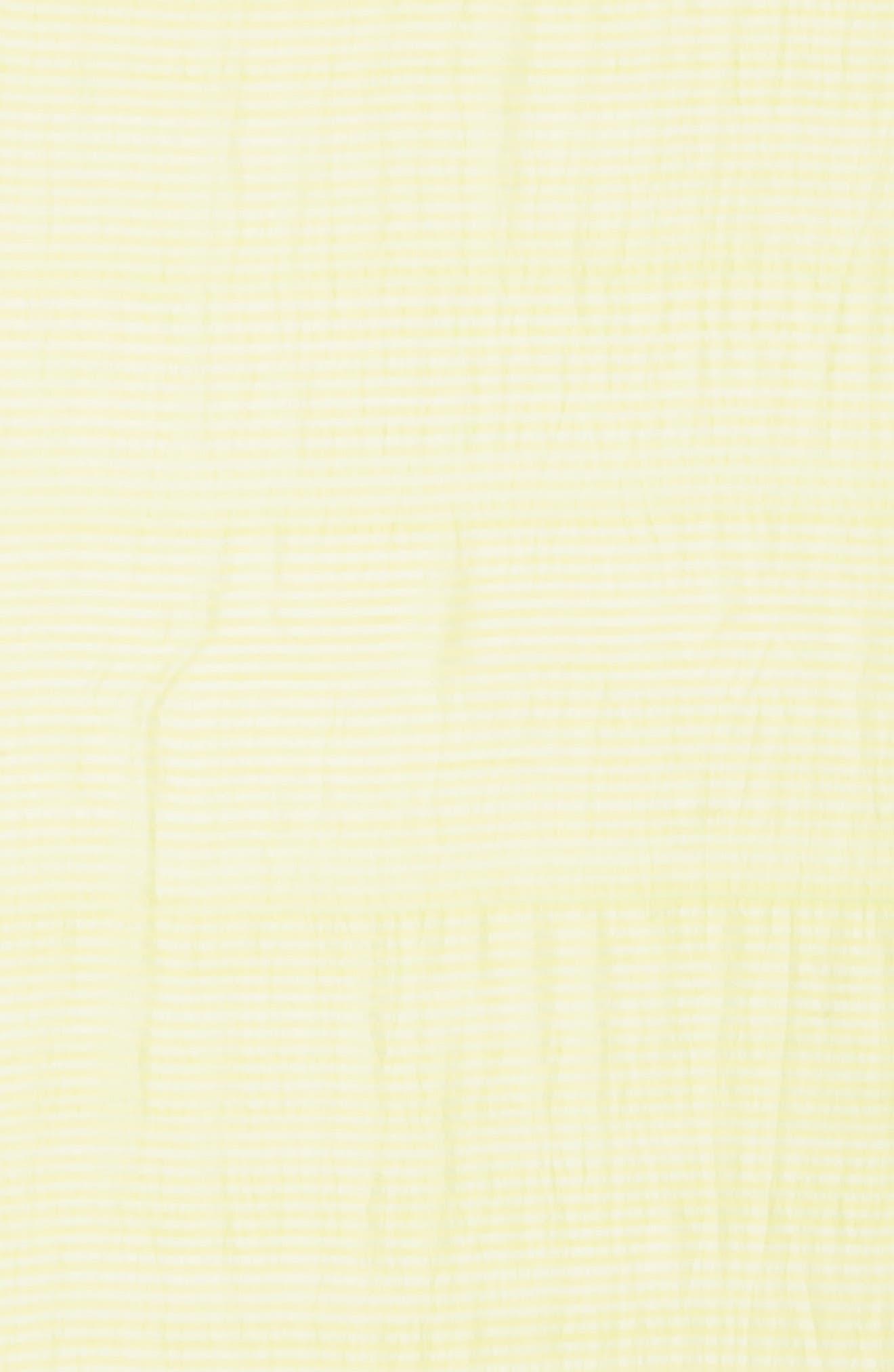 Stripe Cotton & Silk Scarf,                             Alternate thumbnail 4, color,                             361