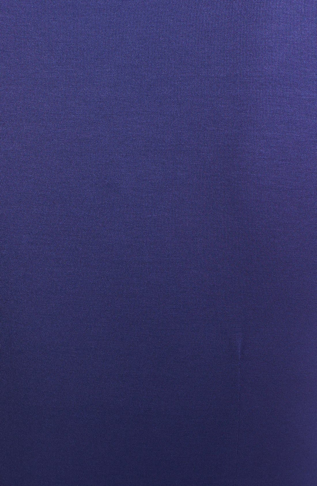 'Tambour' Side Gathered Dress,                             Alternate thumbnail 14, color,