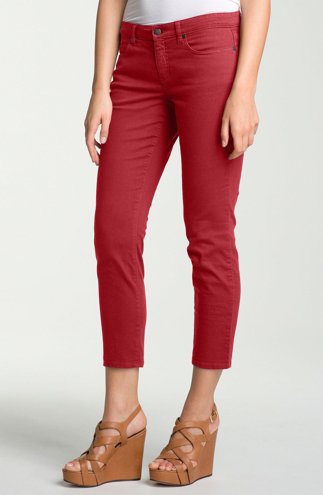 Skinny Ankle Jeans,                             Main thumbnail 13, color,