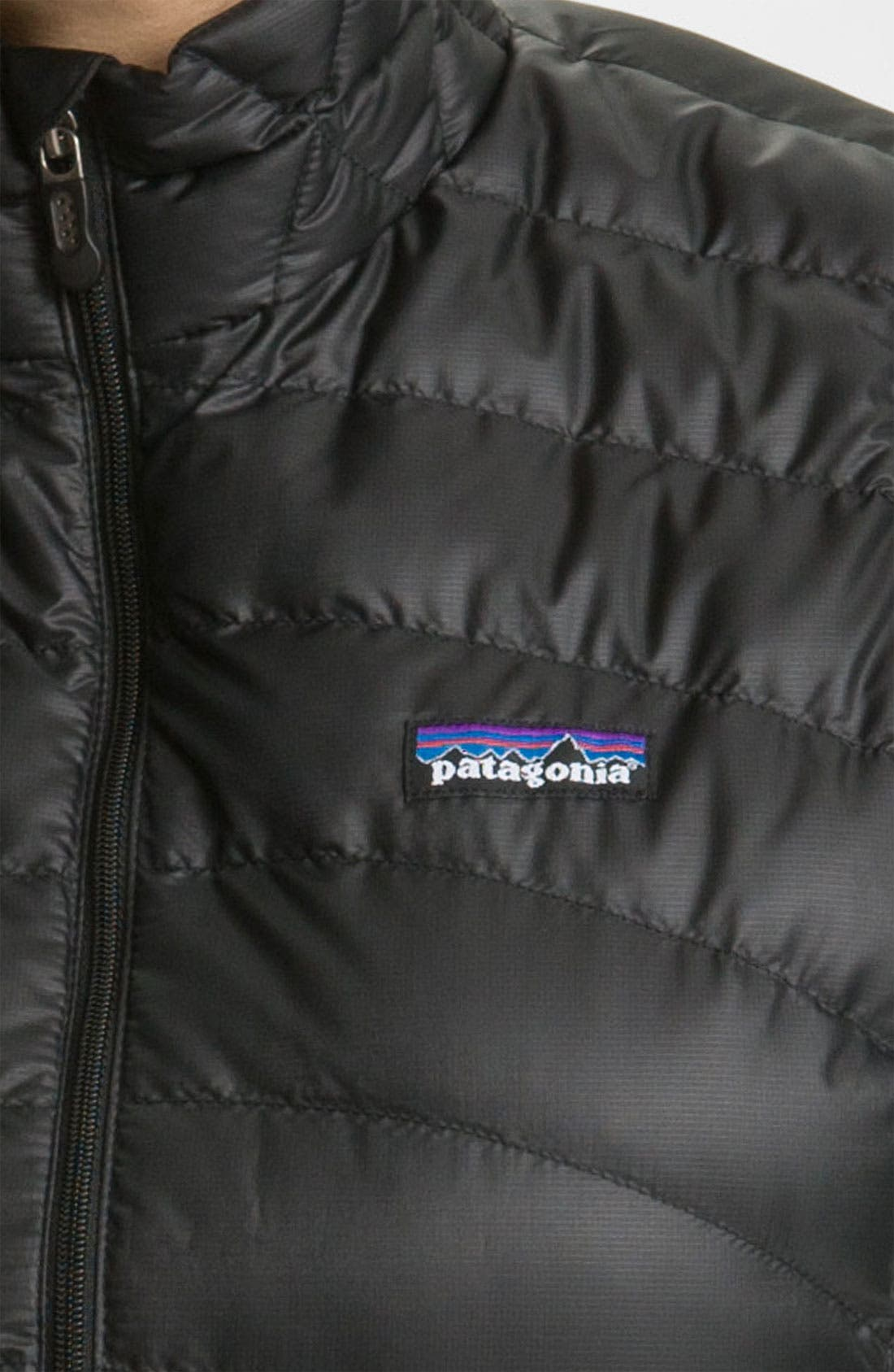 'Down Sweater' Vest,                             Alternate thumbnail 2, color,                             001