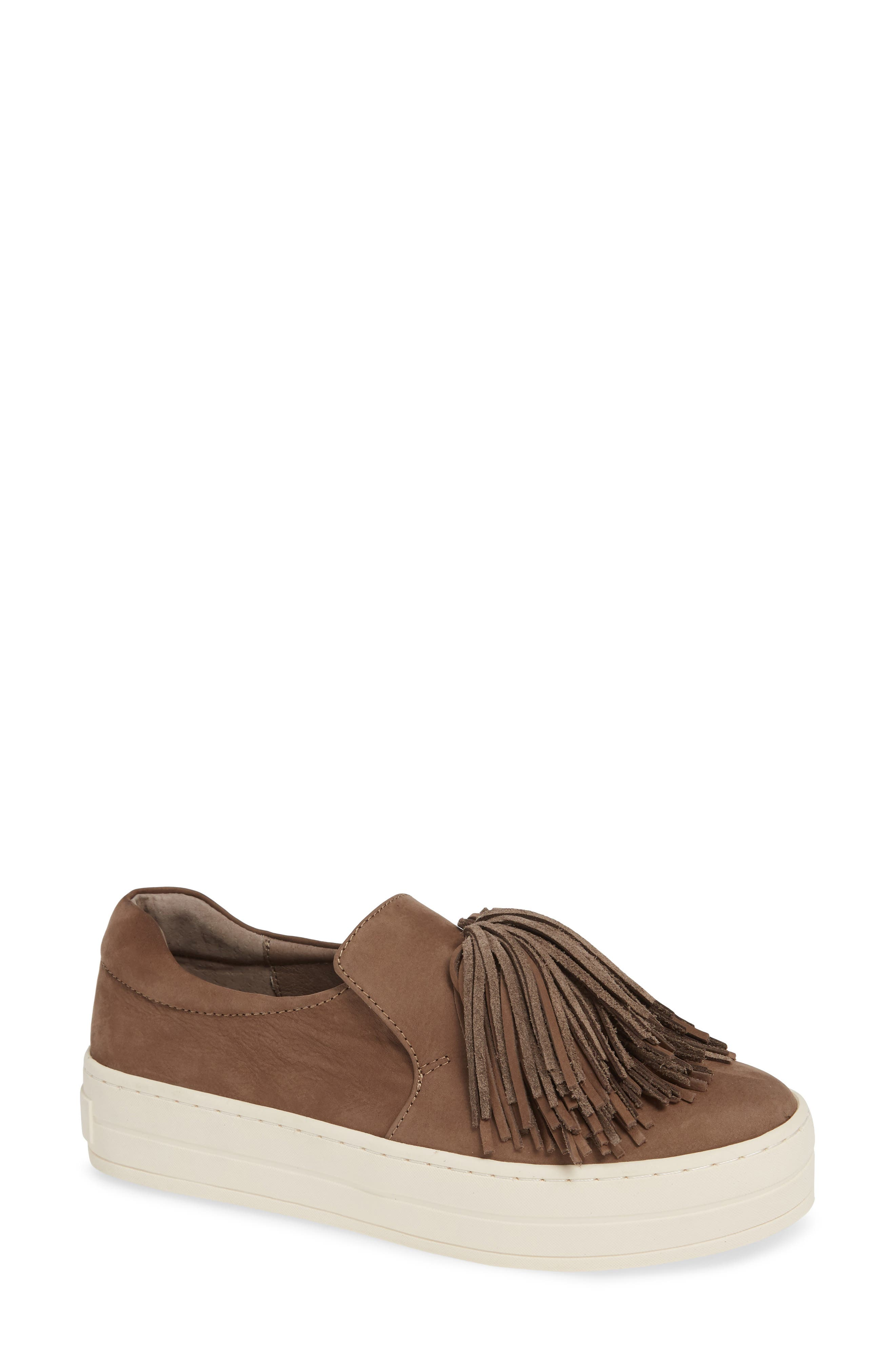 Jslides Hope Slip-On Sneaker, Beige