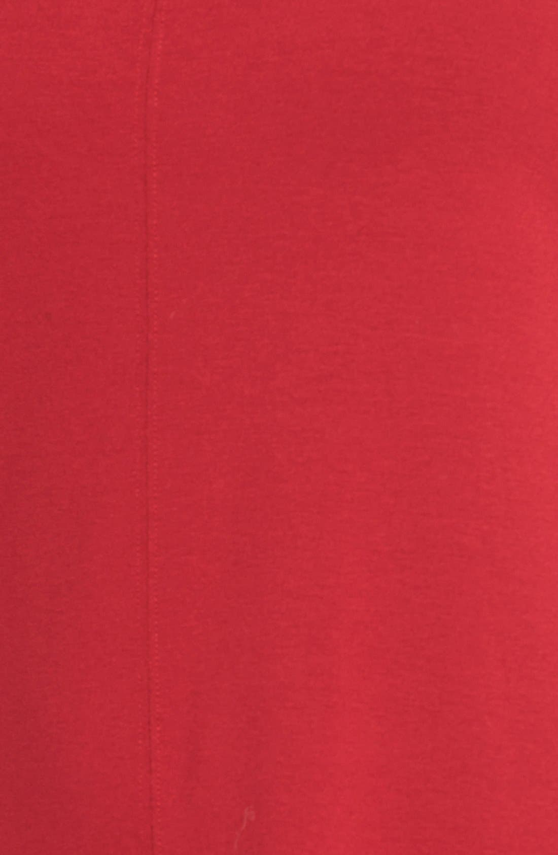Jersey Bateau Neck Tunic,                             Alternate thumbnail 72, color,