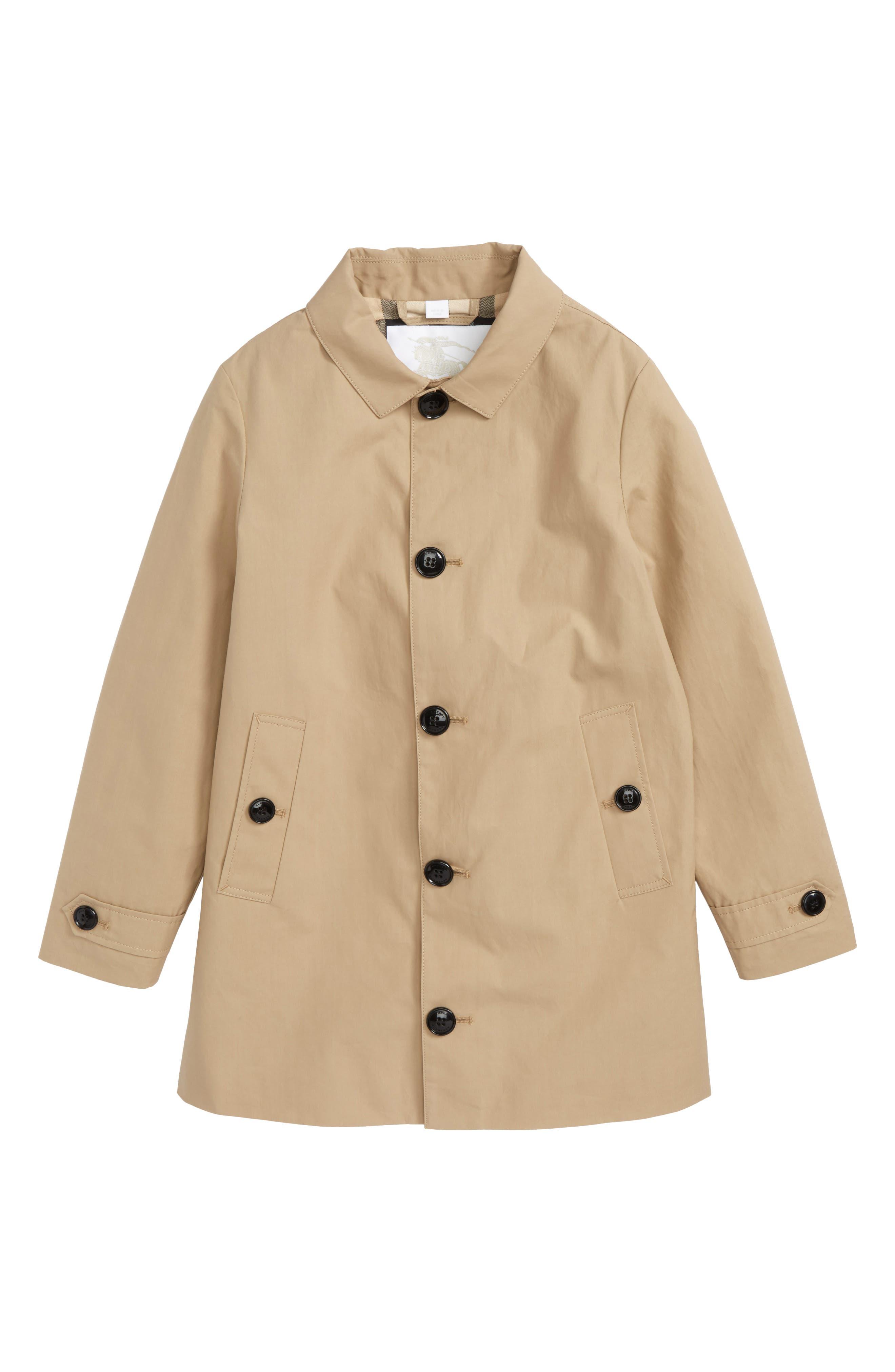 Bradley Trench Coat,                         Main,                         color, 250