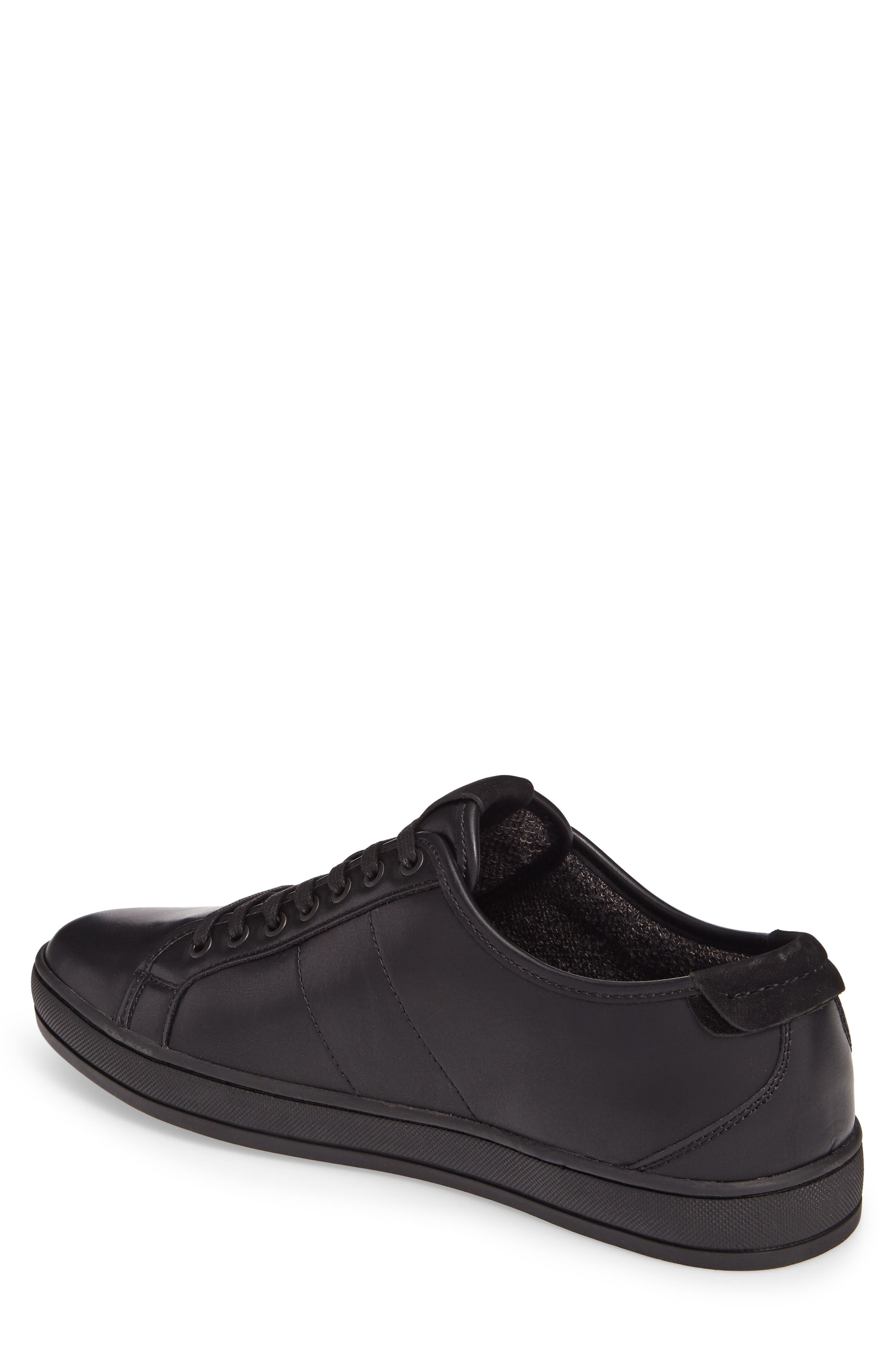 Delello Low-Top Sneaker,                             Alternate thumbnail 2, color,                             001