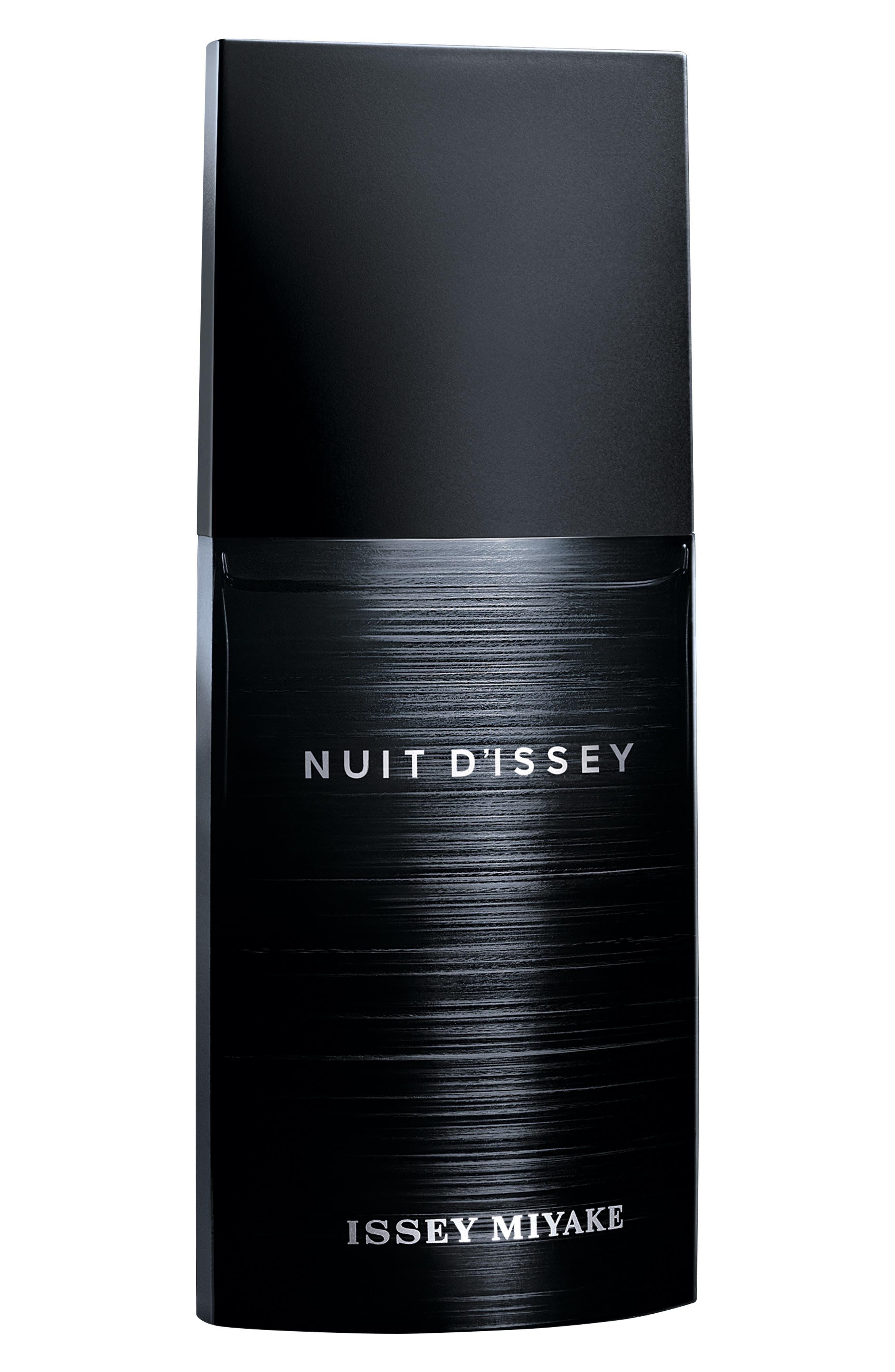 'Nuit d'Issey' Eau de Toilette,                             Alternate thumbnail 4, color,                             NO COLOR