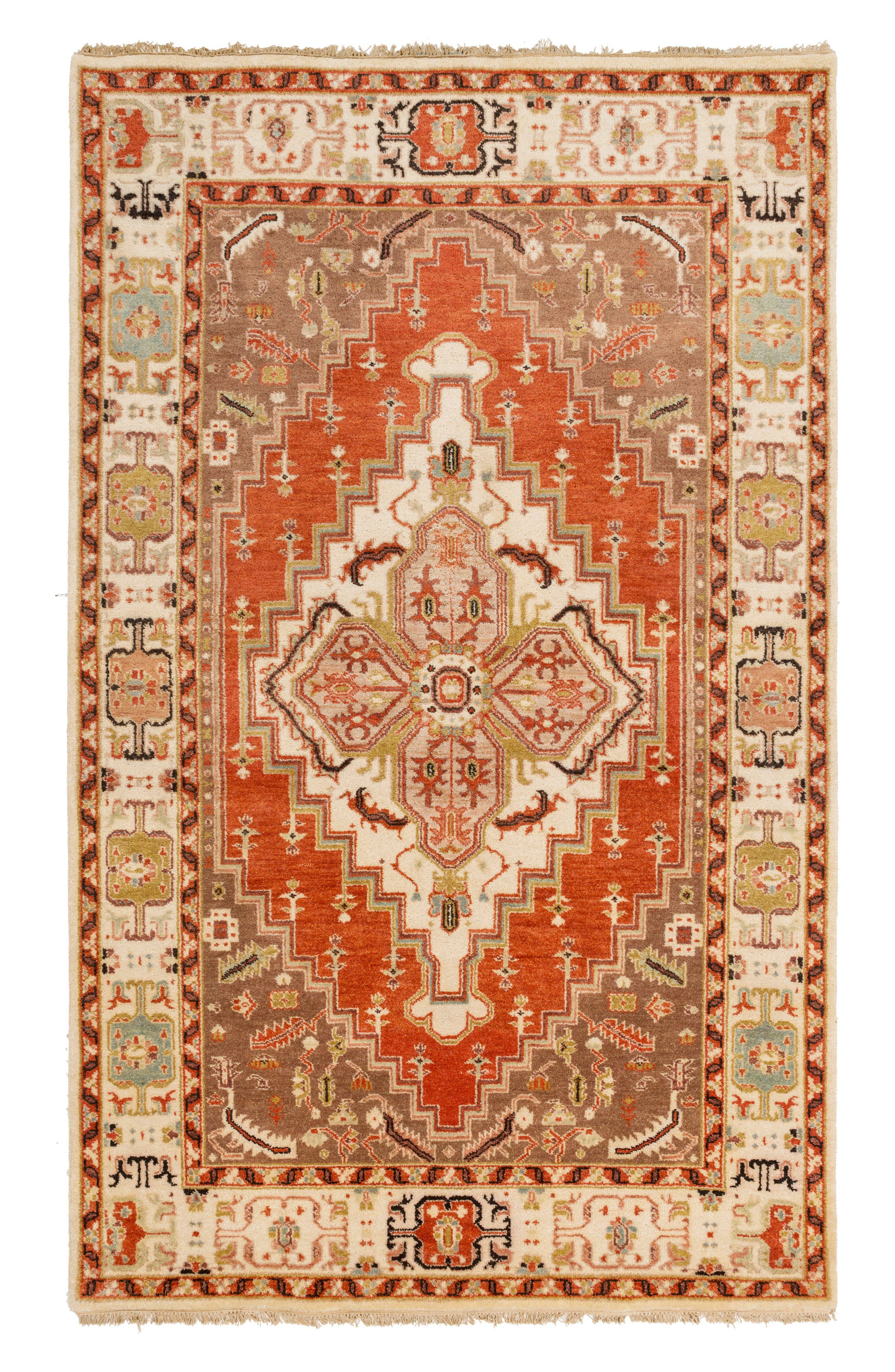 Zeus Global Wool Rug,                             Main thumbnail 1, color,                             220