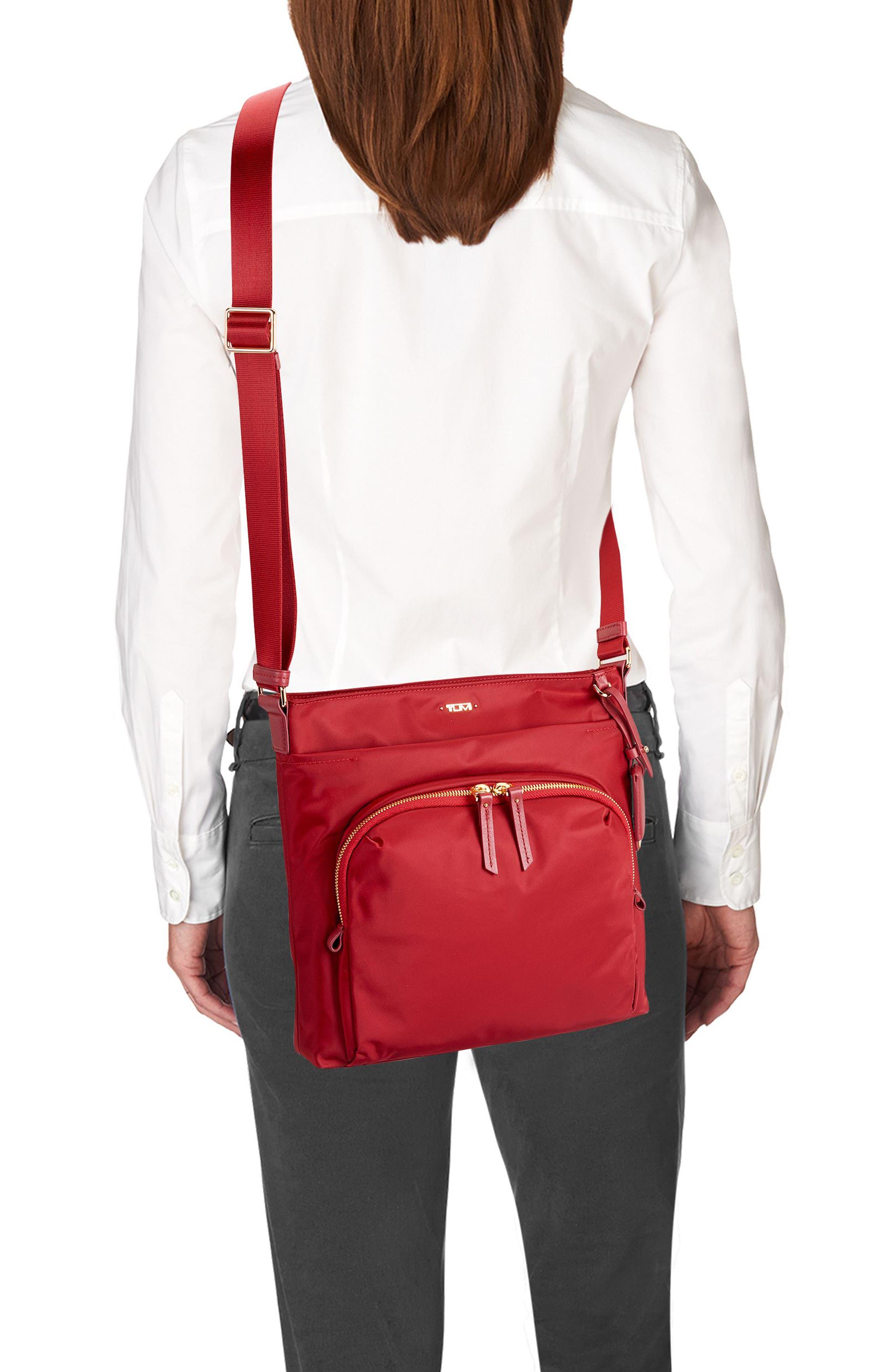 Voyageur - Capri Nylon Crossbody Bag,                             Alternate thumbnail 30, color,