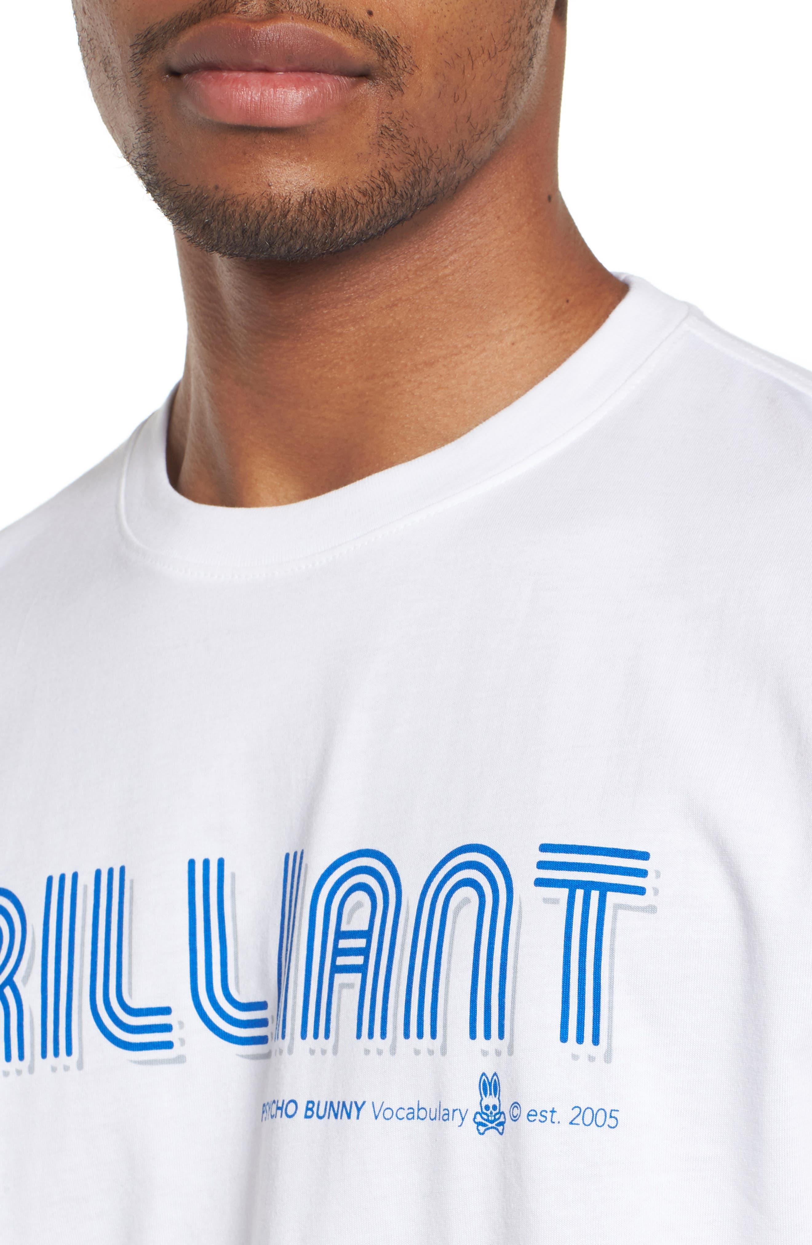 Brilliant T-Shirt,                             Alternate thumbnail 4, color,                             100