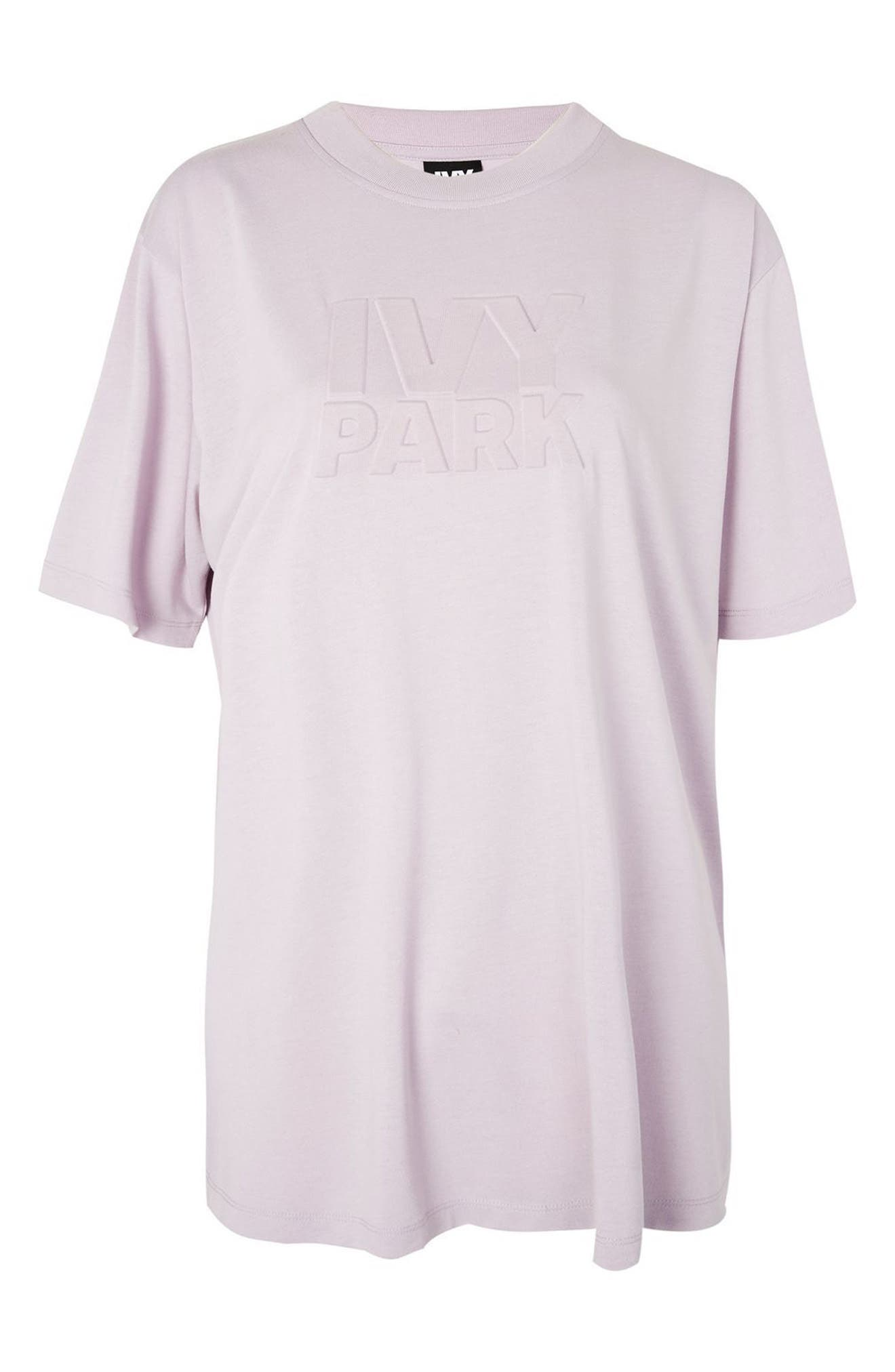 Embossed Logo Tee,                             Alternate thumbnail 7, color,