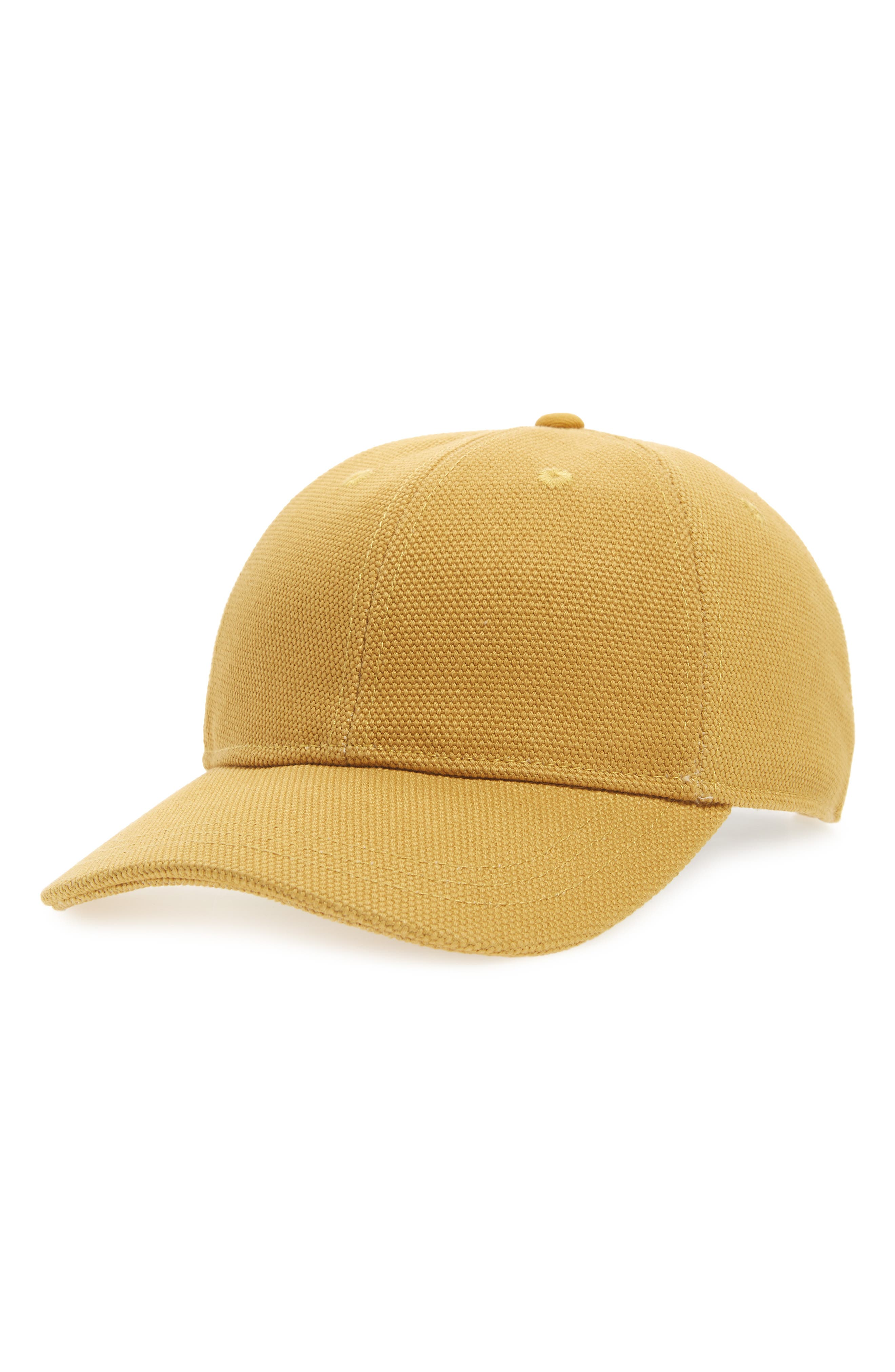 Canvas Baseball Cap,                             Main thumbnail 1, color,                             250