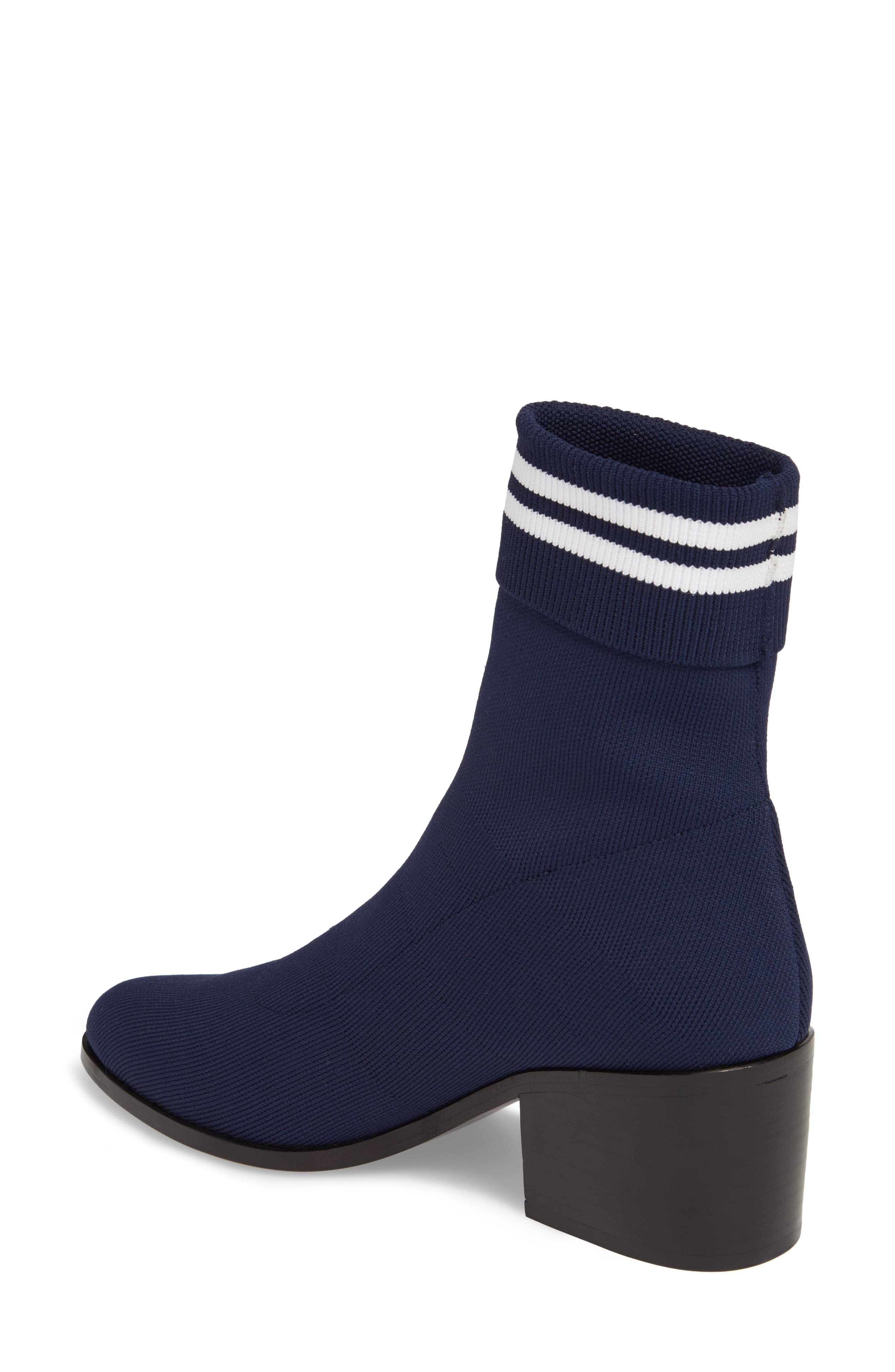 Court Sock Bootie,                             Alternate thumbnail 2, color,                             412