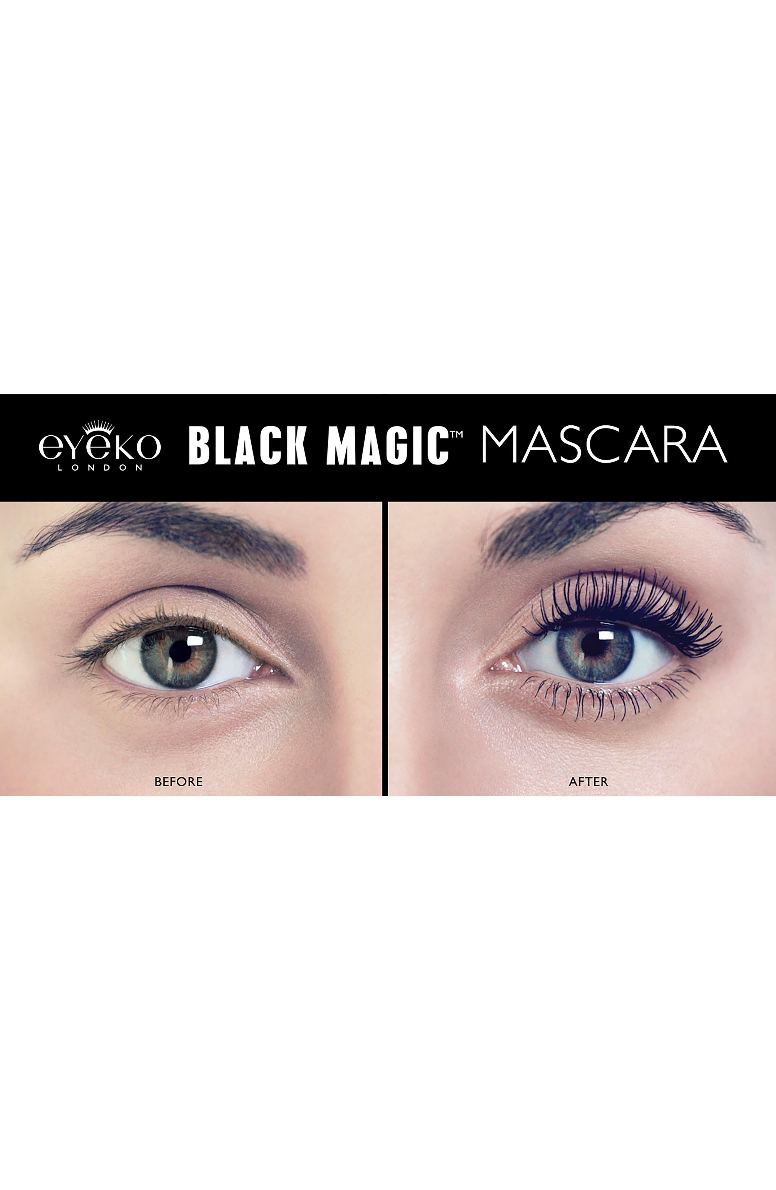 Black Magic Mascara,                             Alternate thumbnail 4, color,                             BLACK TRAVEL SIZE