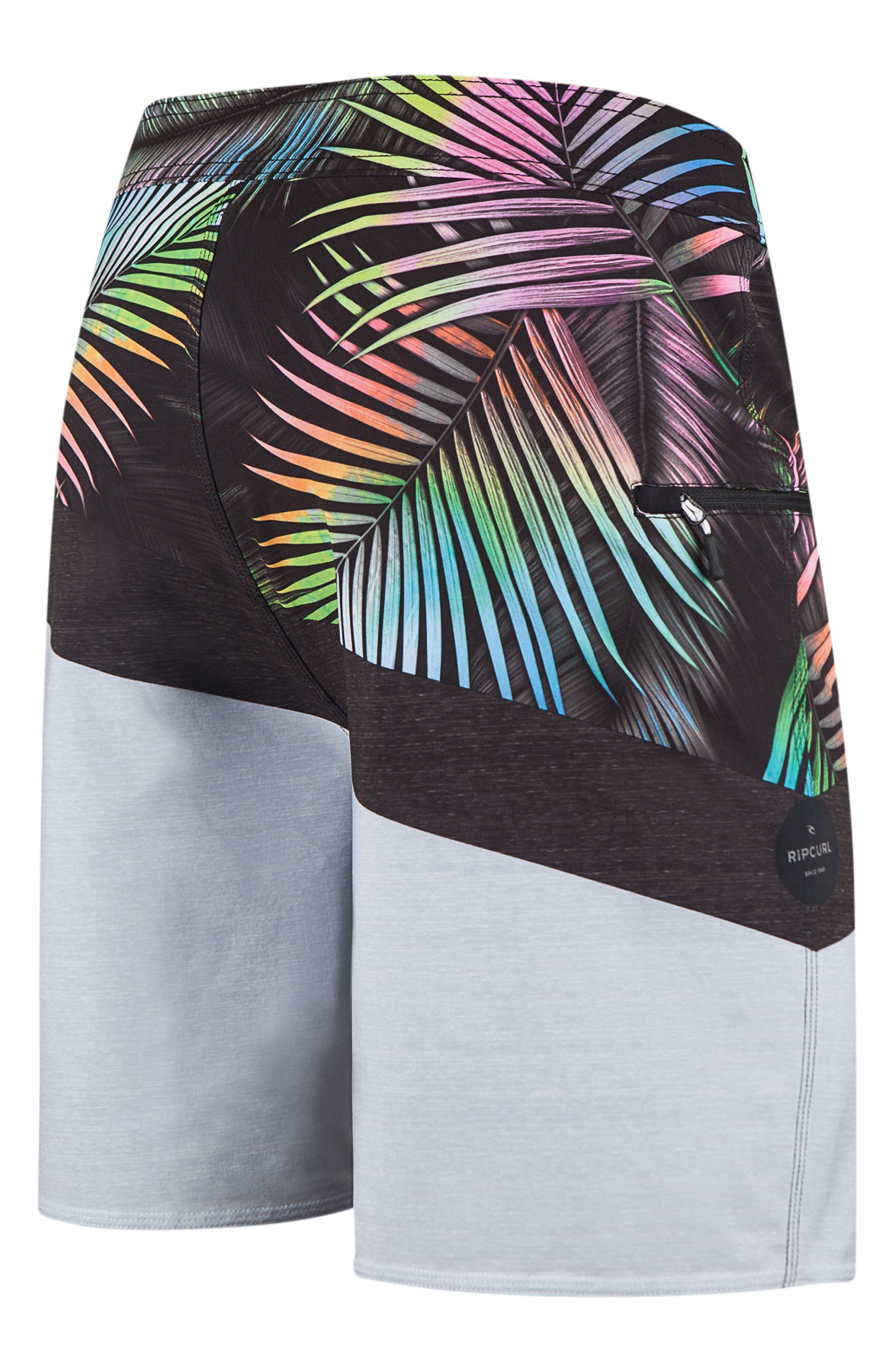 Mirage Incline Board Shorts,                             Alternate thumbnail 2, color,                             001